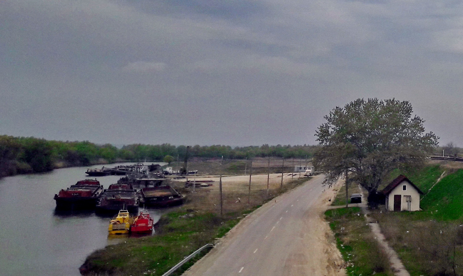 Молдавский порт Джурджулешты за 2018 год показал рекорд грузооборота