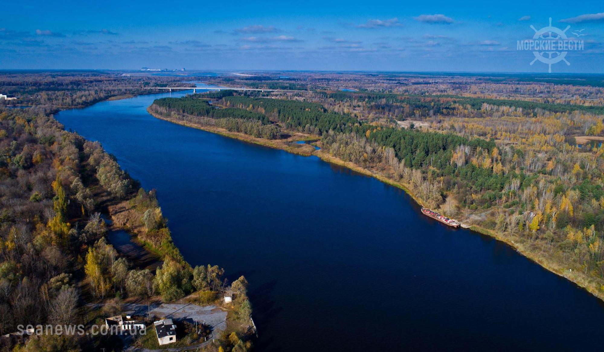 По реке Припять могут восстановить судоходство