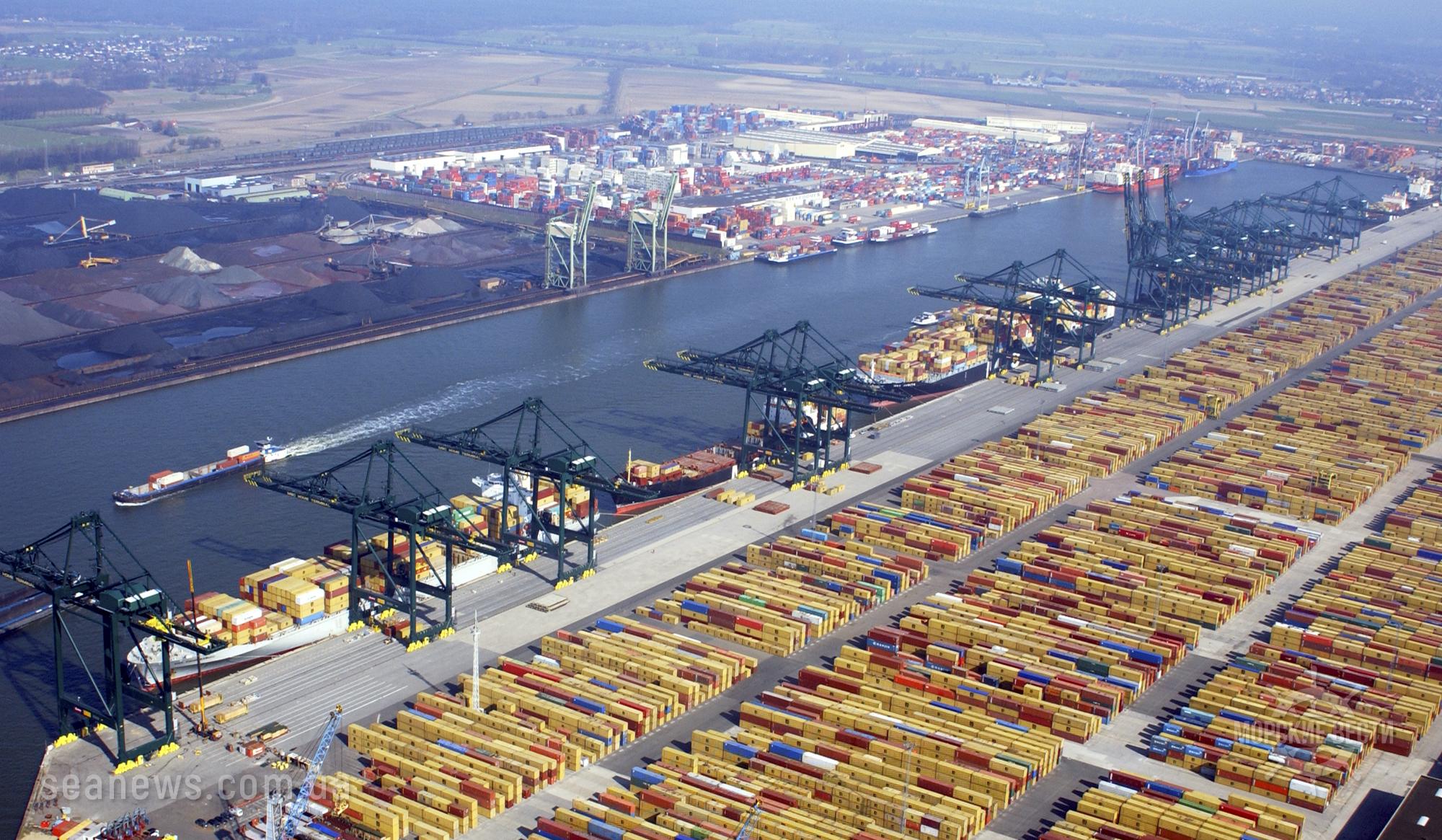 В Абу-Даби для навигации кораблей расположится европейская миссия