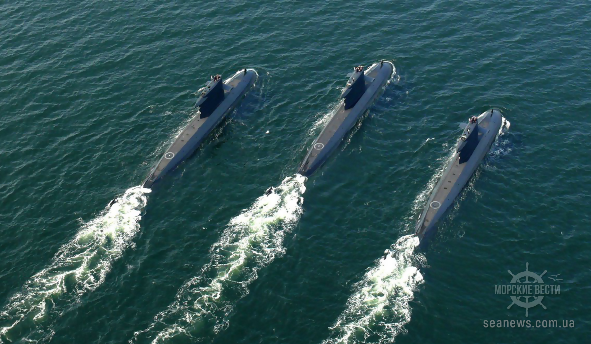 Royal IHC и Breman Machinery договорились о сотрудничестве в деле обновления подводного флота ВМС Нидерландов