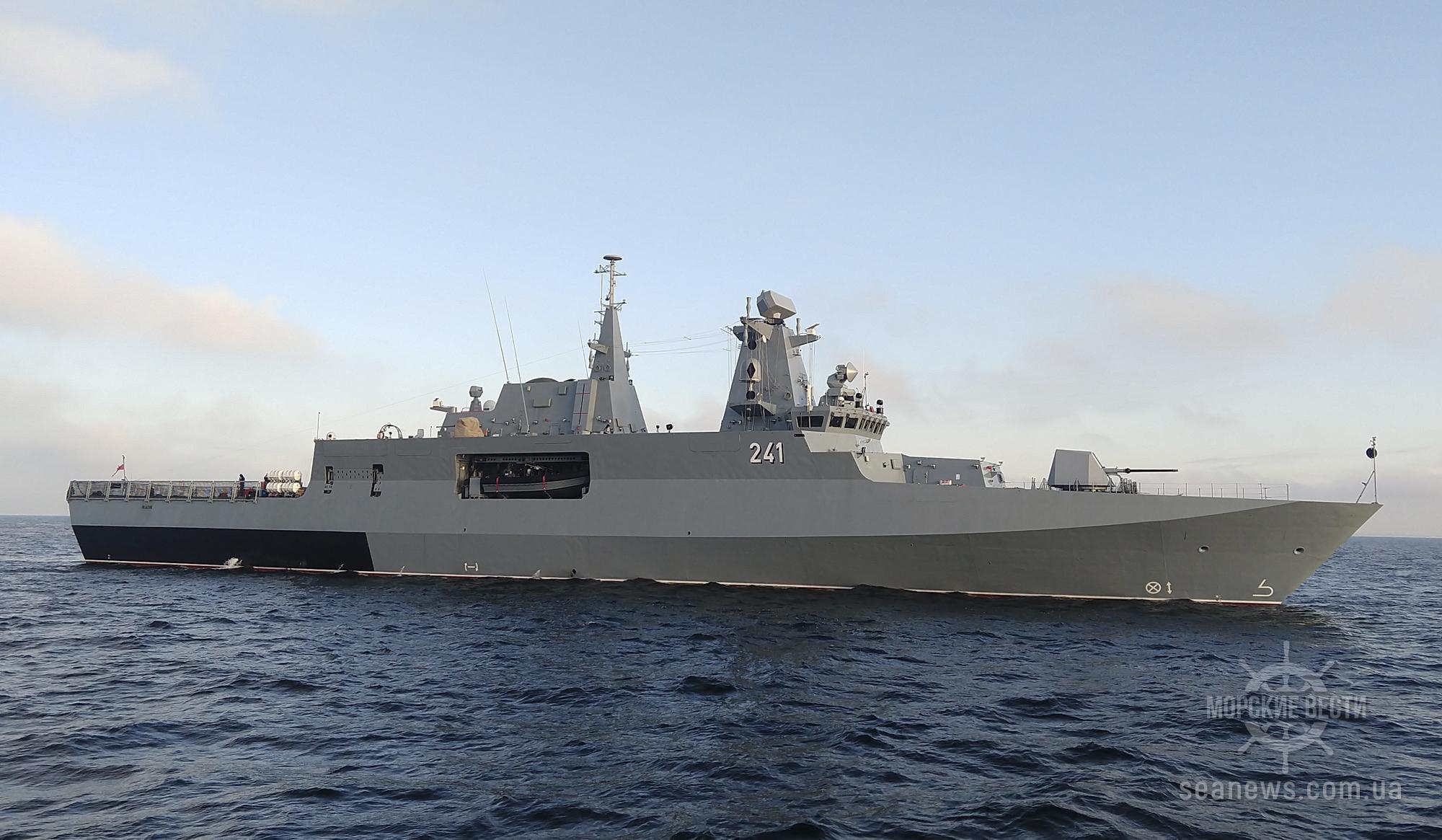 Польские ВМС получили на вооружение «корвет-долгострой»
