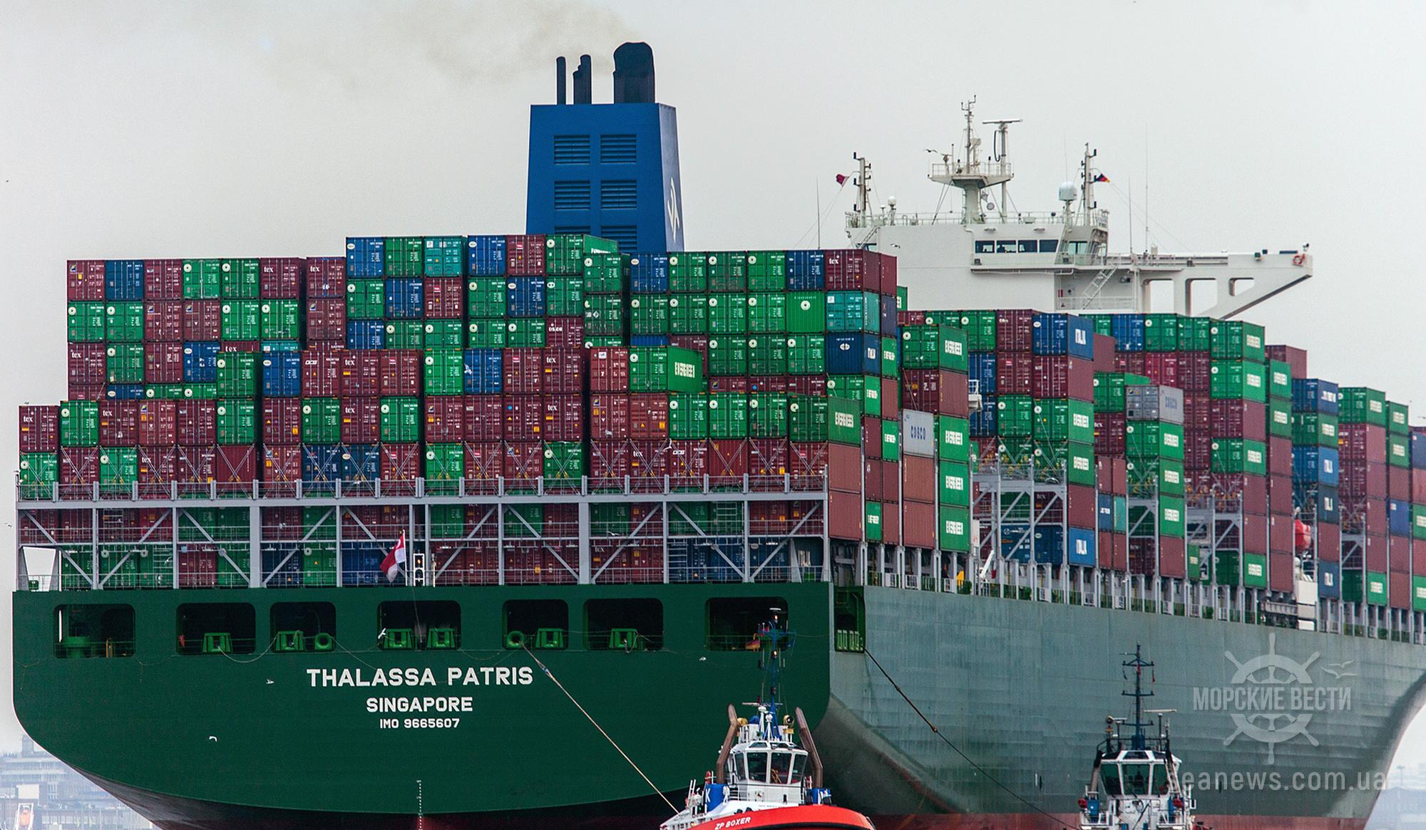 «Не было внятных поисков»: моряк из Одессы пропал с контейнеровоза в районе Шри-Ланки