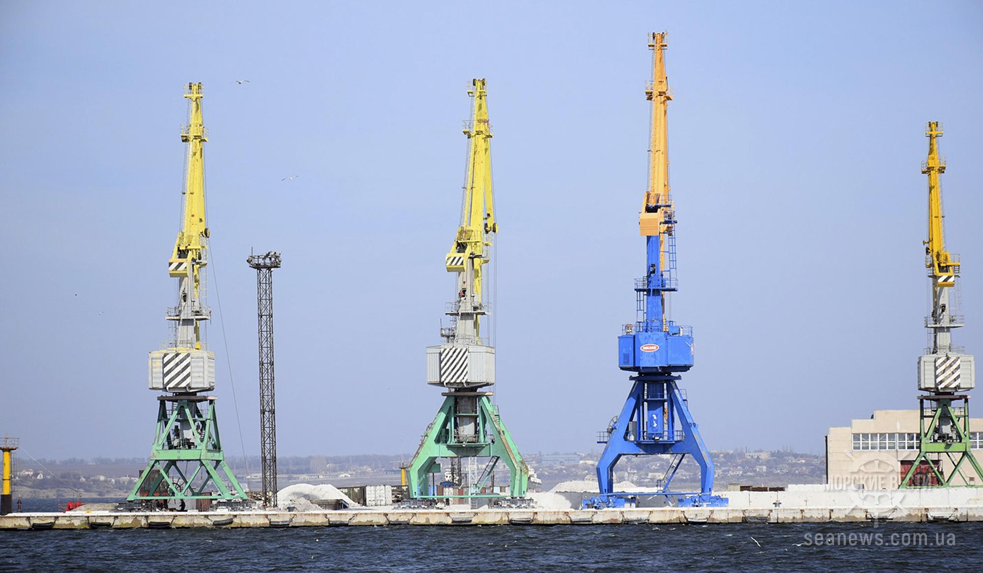 АМПУ снизит стоимость пропуска в Николаевский порт в два раза