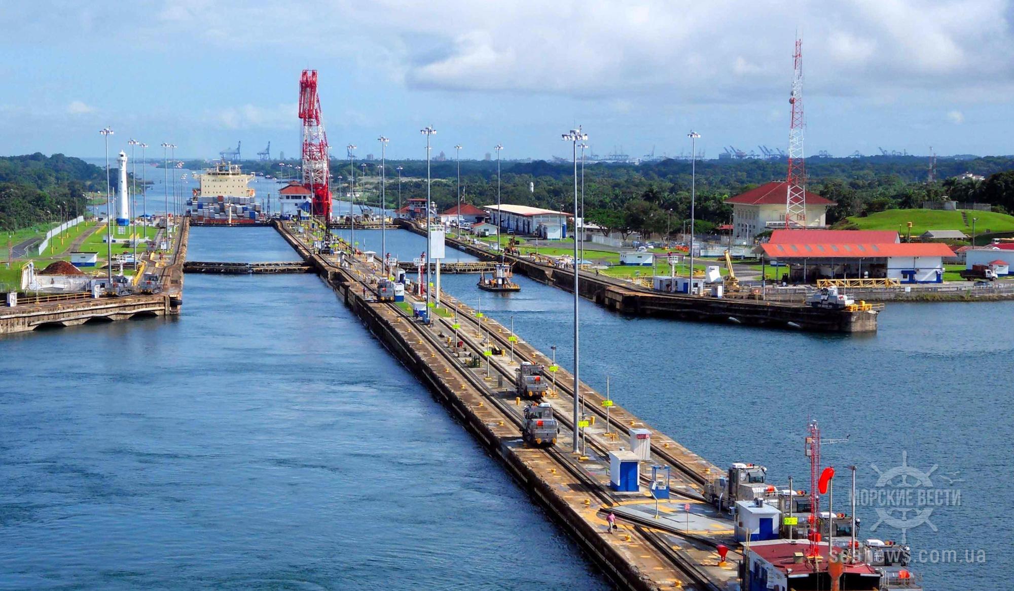 Засуха затрудняет работу Панамского канала