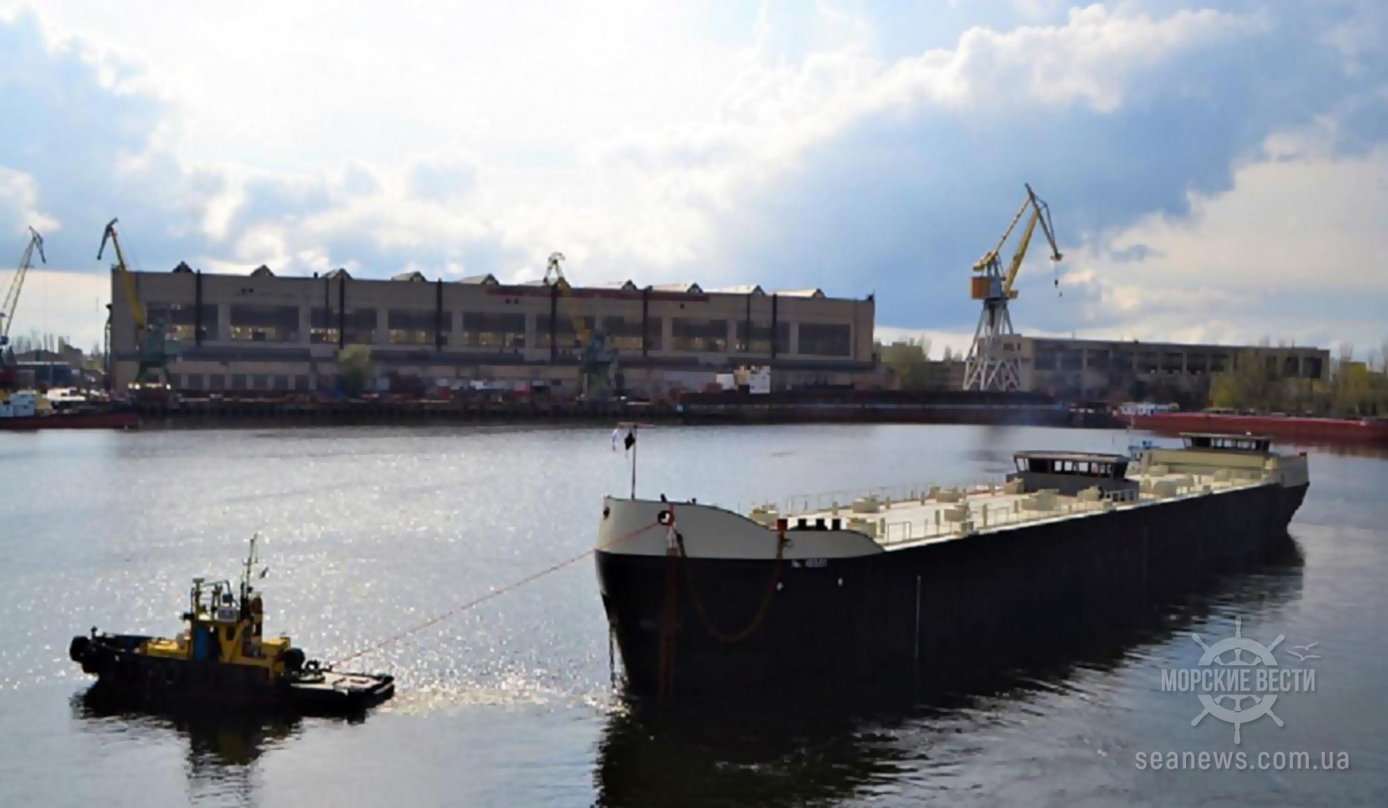 SMG построит еще один танкер для нидерландской VEKA