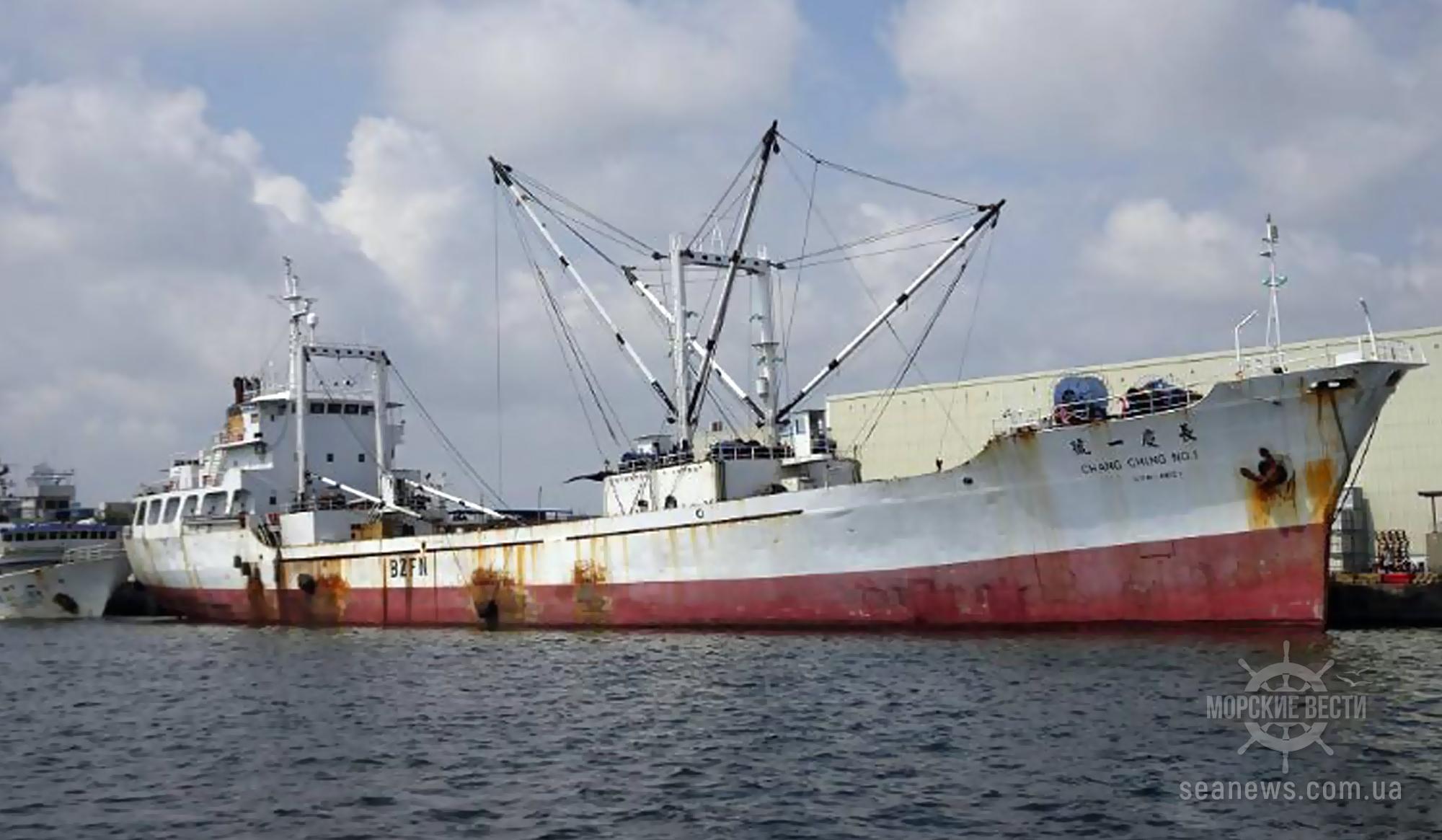 Во Вьетнаме задержали судно с контрабандой