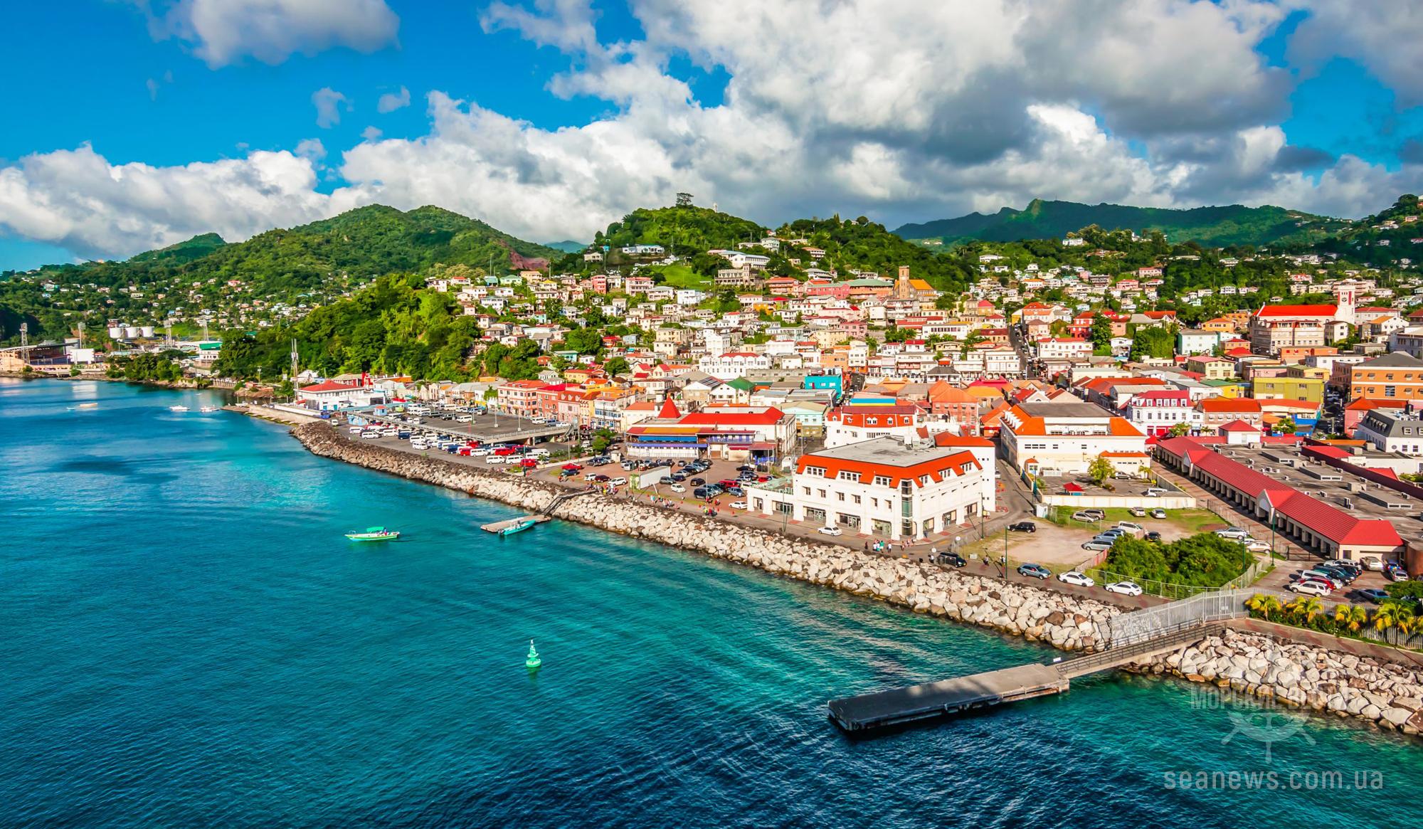 Украина вводит безвиз с тропическим раем в Карибском море