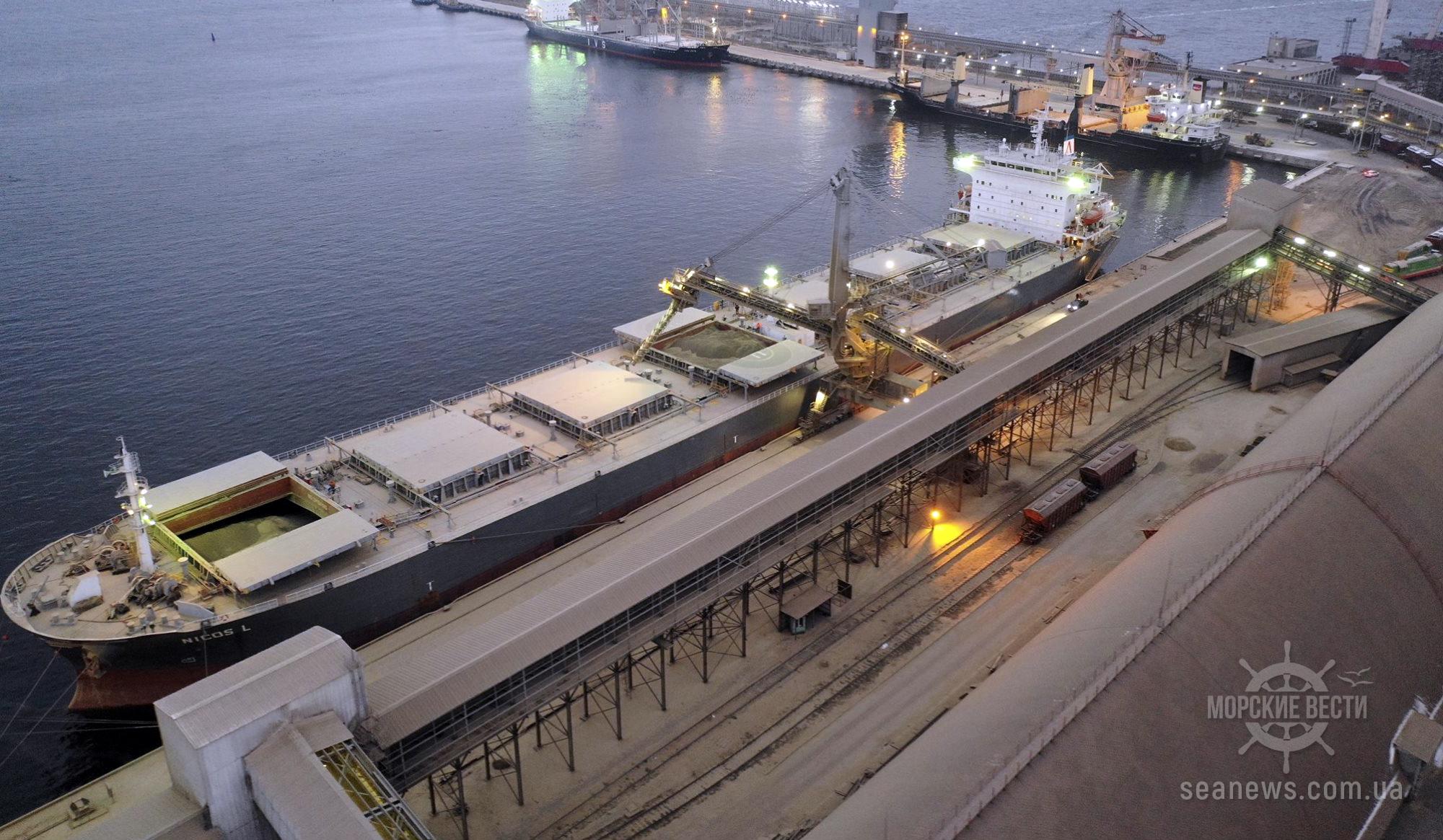 Порт «Ника-Тера» принял ряд необходимых мер в связи с карантином