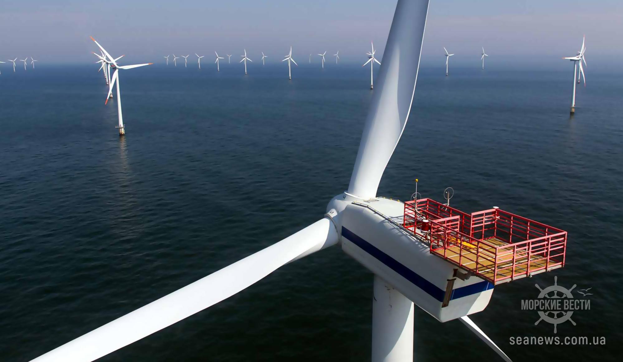 Битва за крупнейший заказ на морские ветрогенераторы