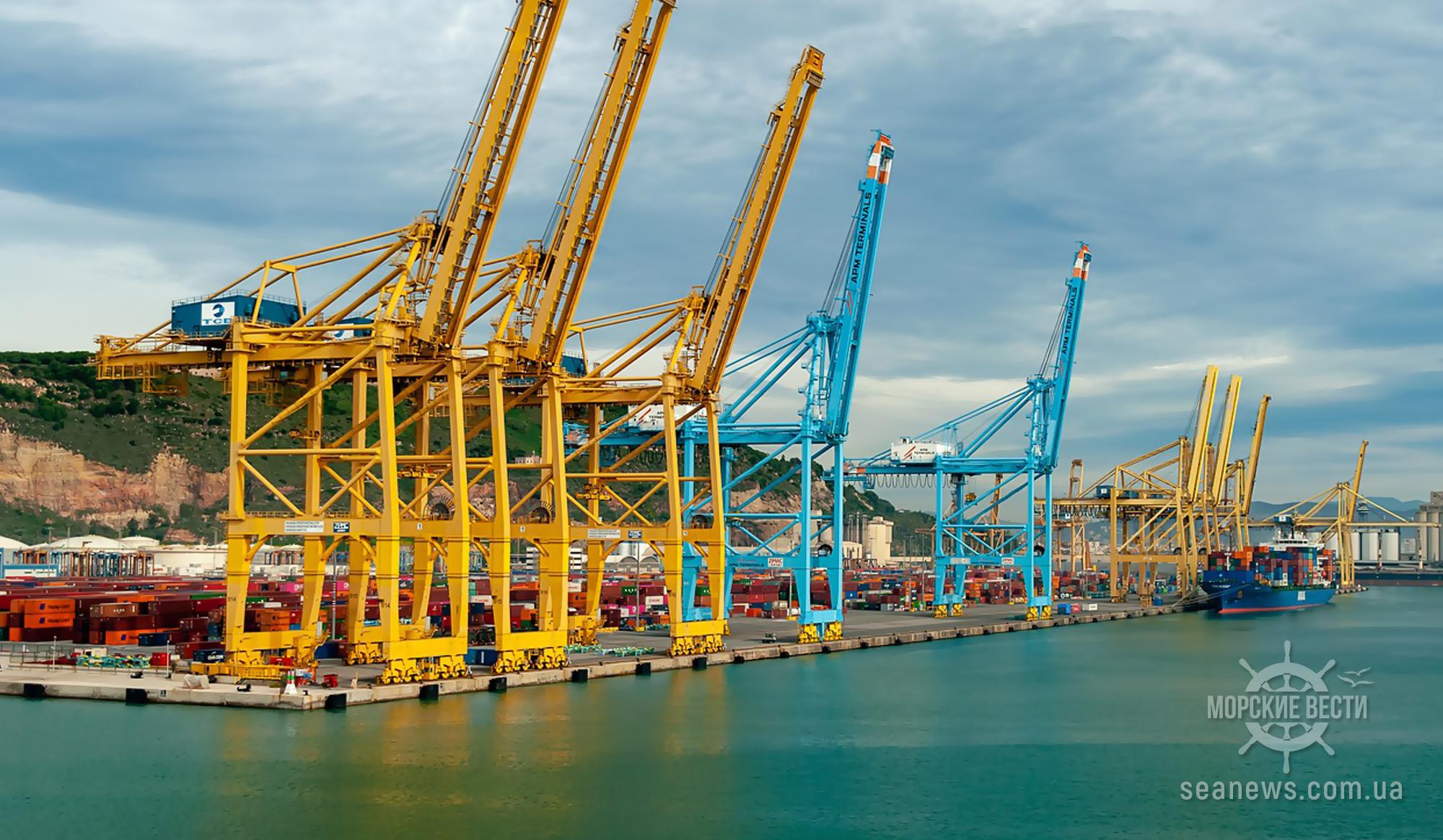 Переговоры о концессии Херсонского порта завершены