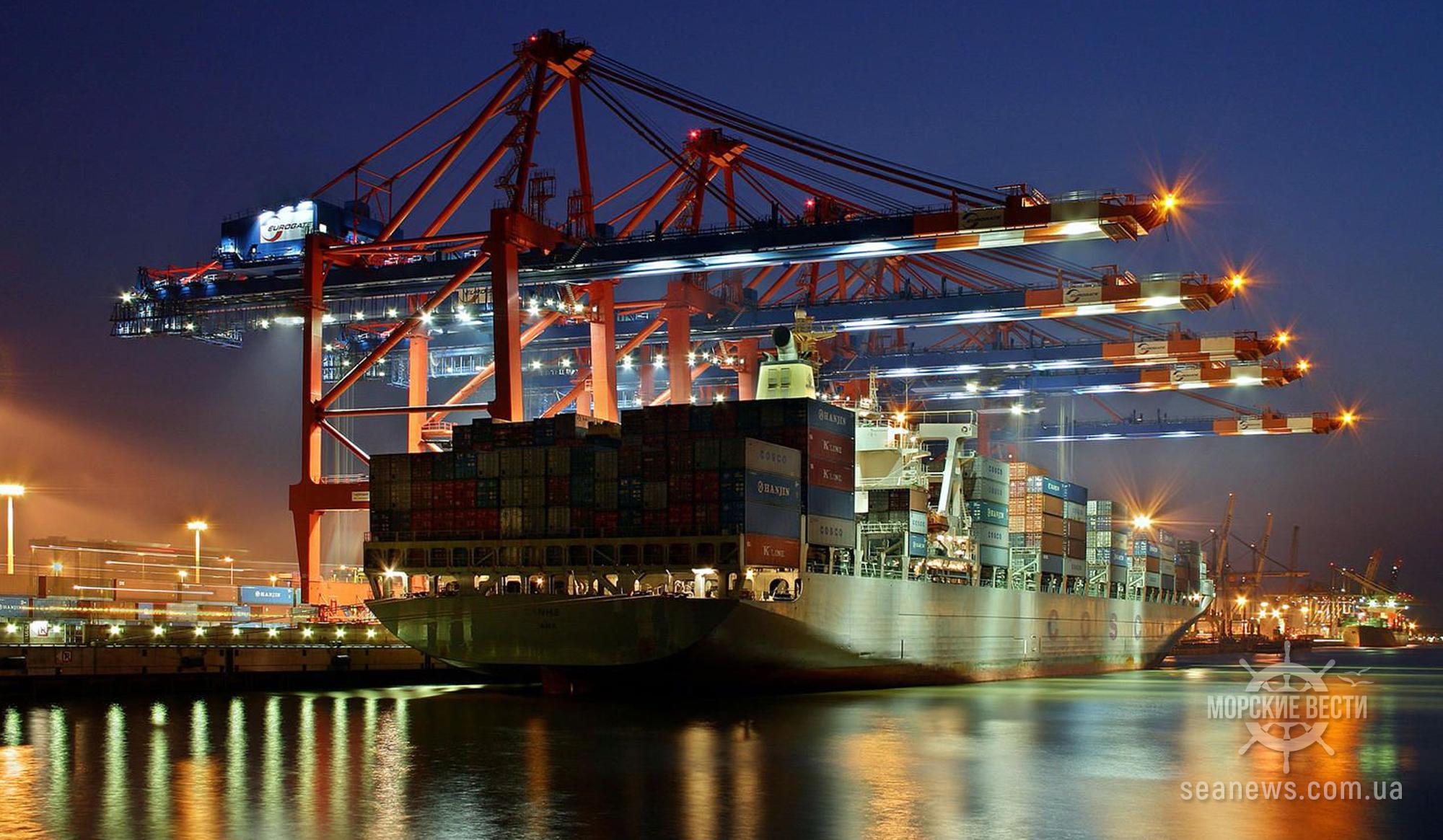 Мариупольский порт запустил каботажные перевозки слябов
