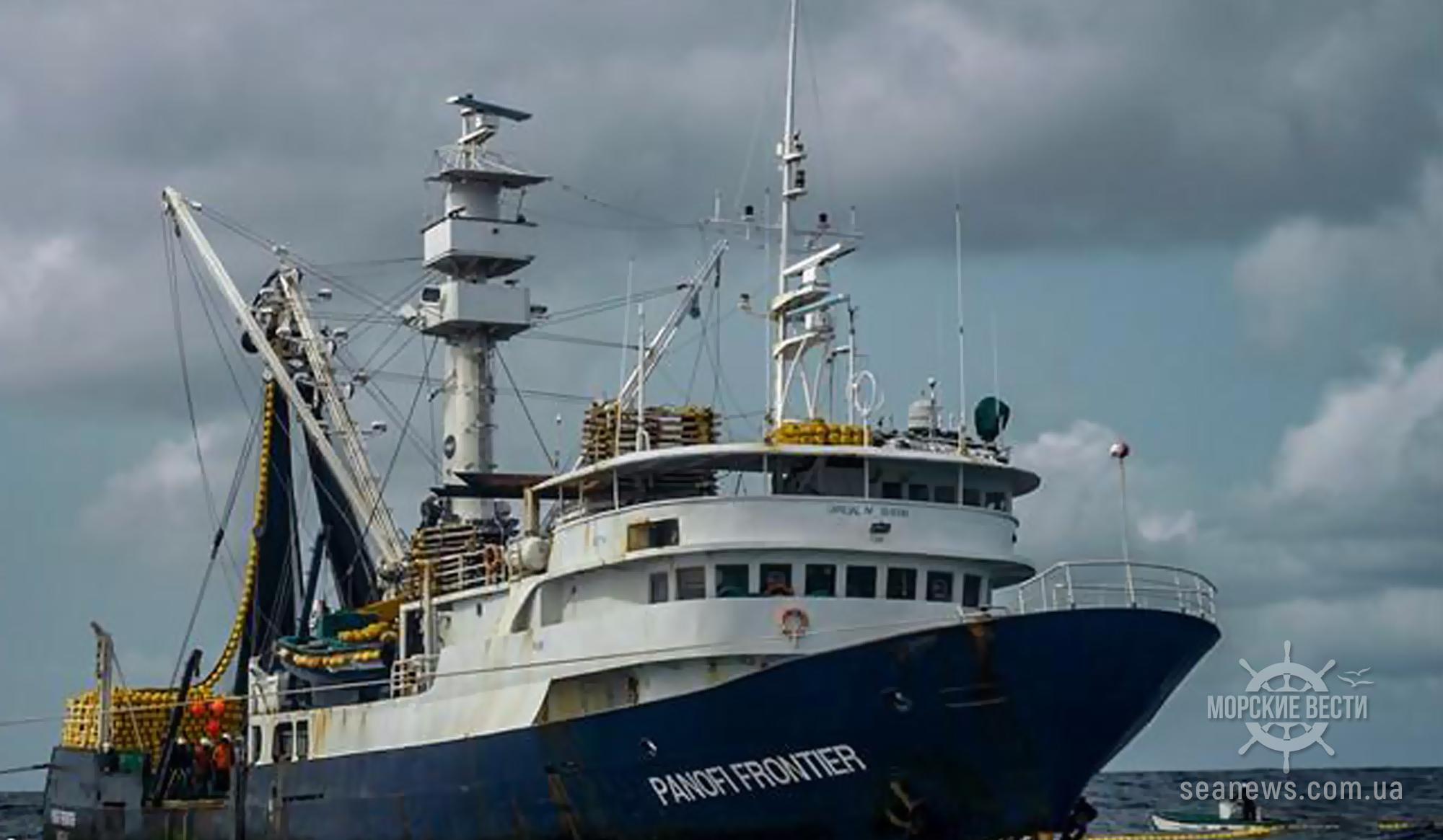 Похищенные у берегов Бенина моряки из Южной Кореи освобождены