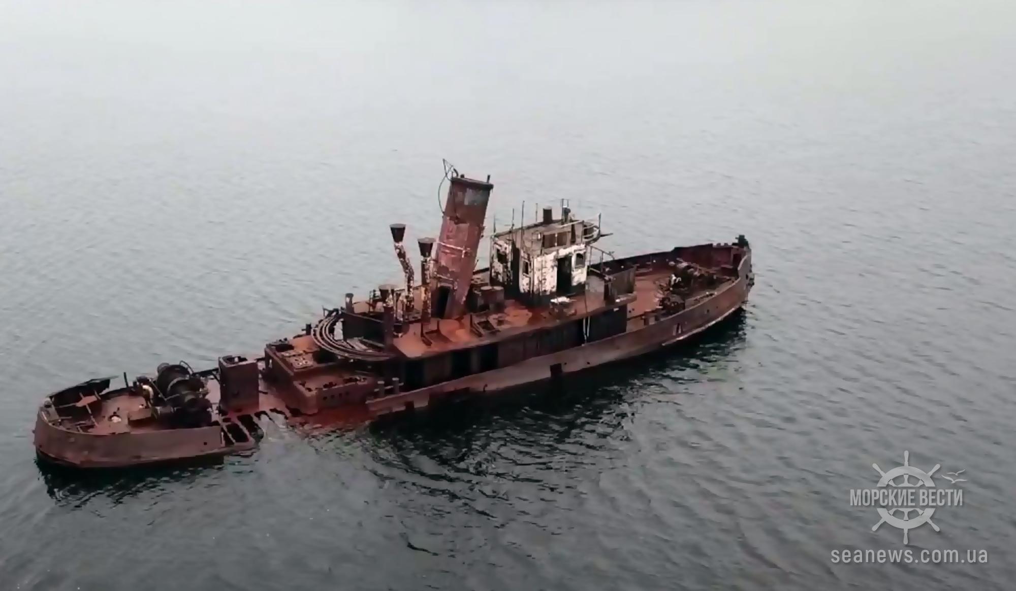«Укрсудпром» призывает Кабмин к обновлению буксирного флота