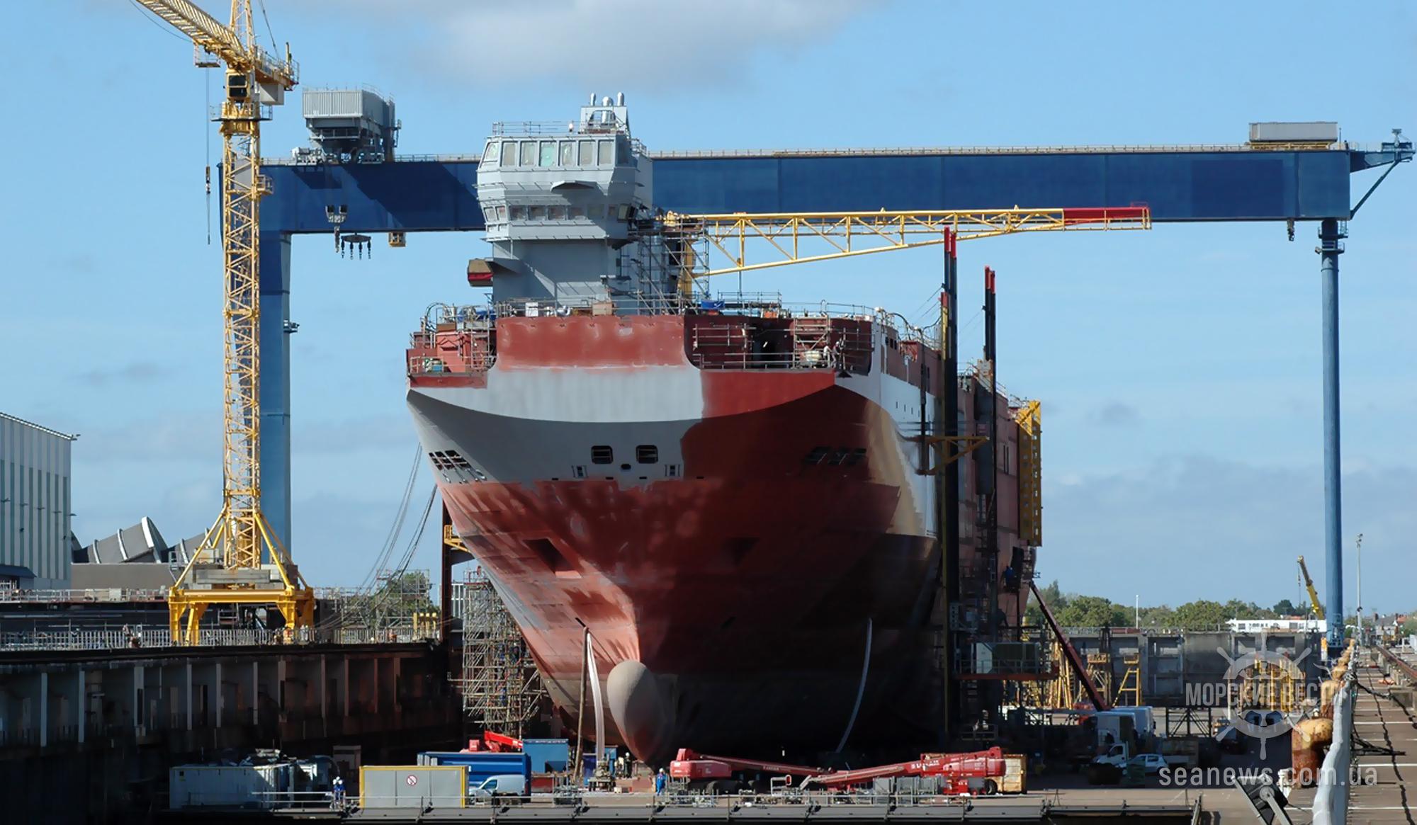 В Иране хотят построить 83 грузовых судна