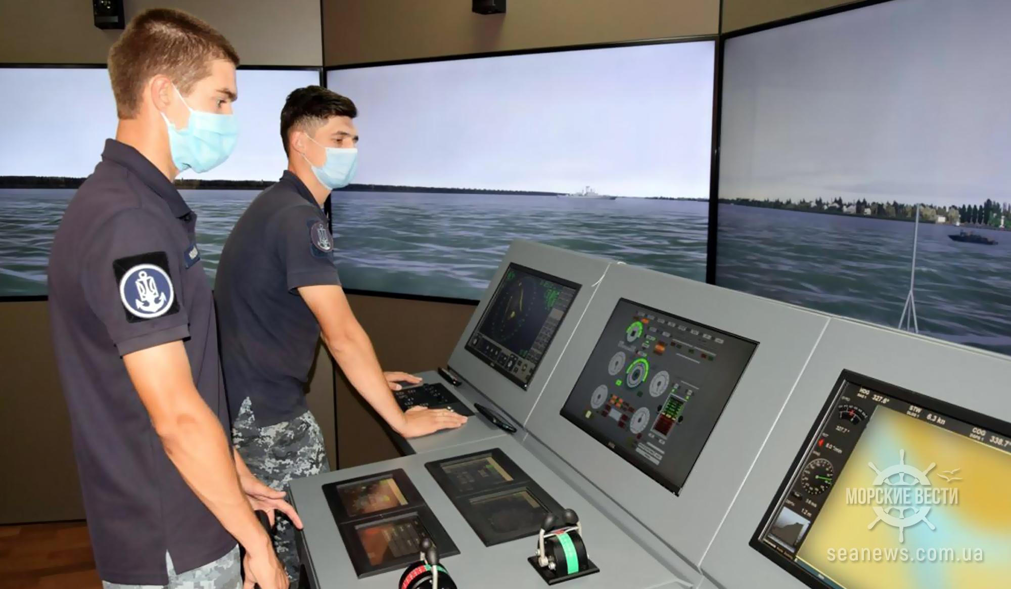 В Николаеве моряки готовятся к украино-румынским учениям