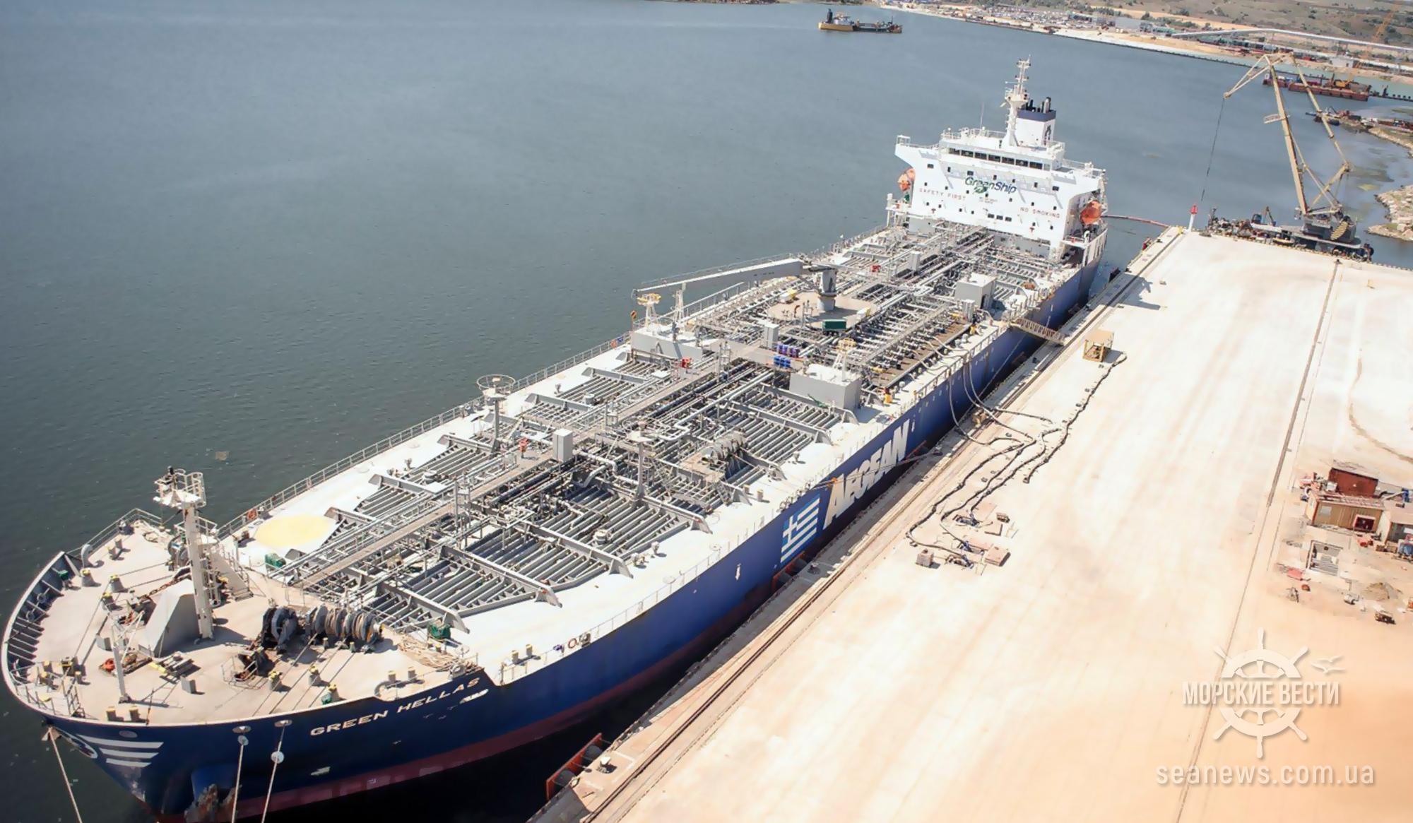 Украина установила рекорд по экспорту подсолнечного масла танкерами