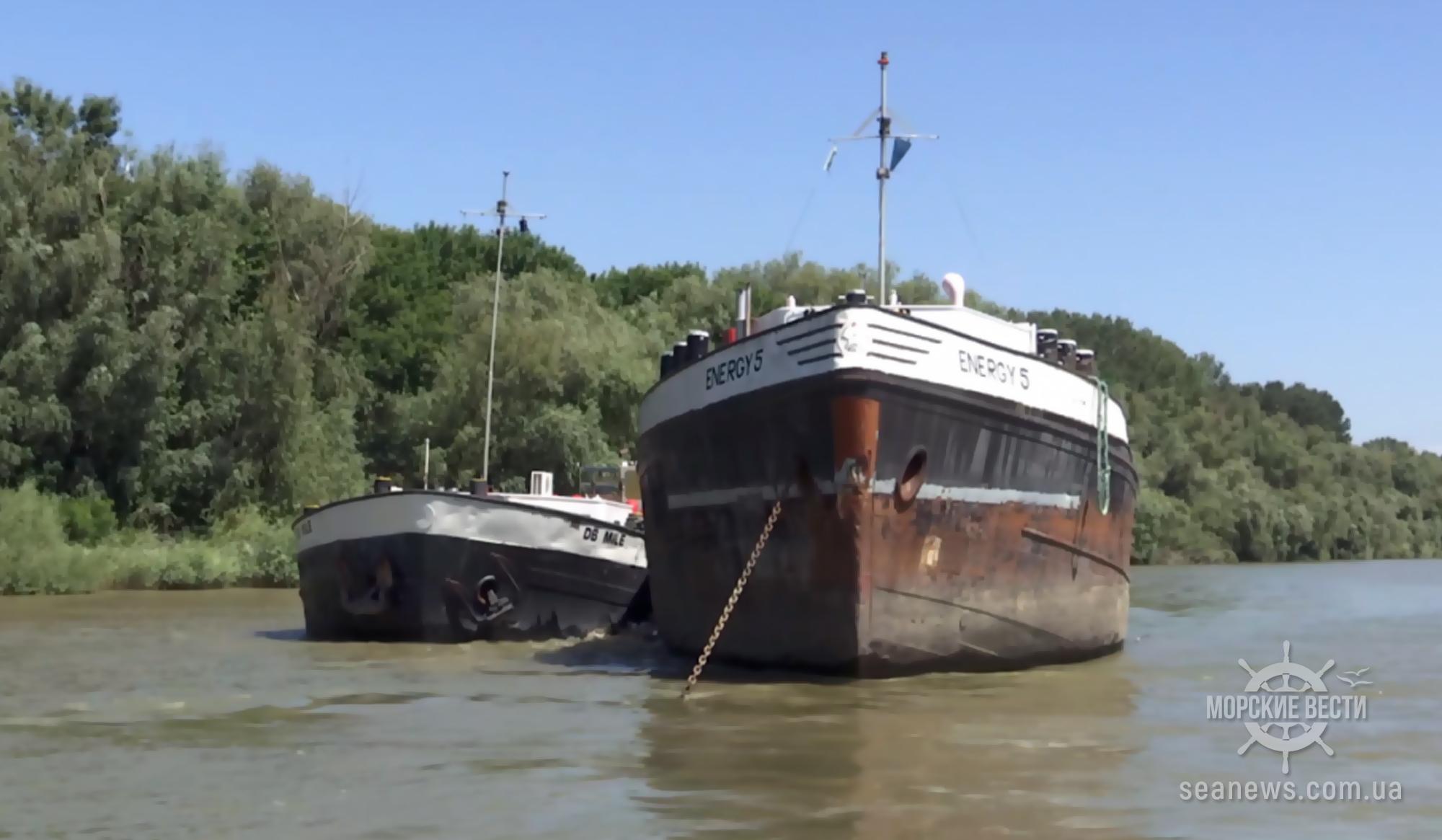 Схема «плавучих заправок» в Украине