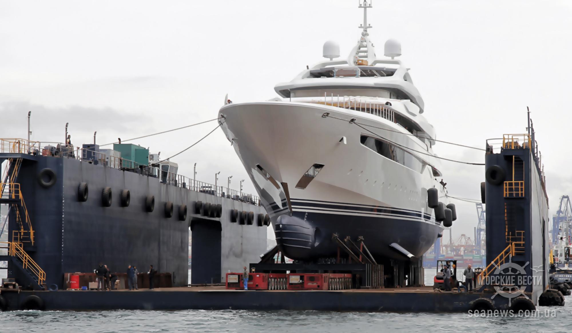 Количество заказов на постройку судов от Греции сократилось