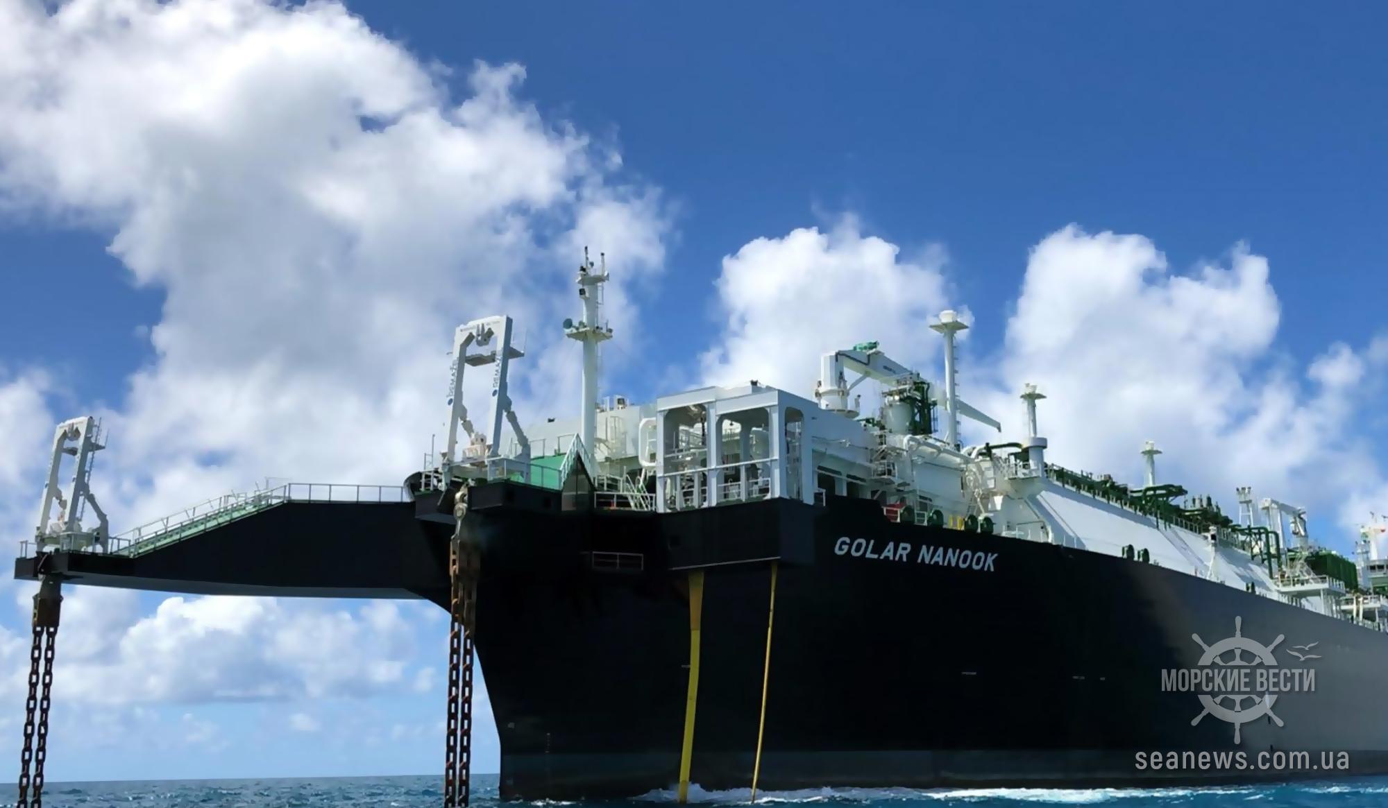 Golar и Black & Veatch договорились о совместном производстве плавучих заводов аммиака и СПГ