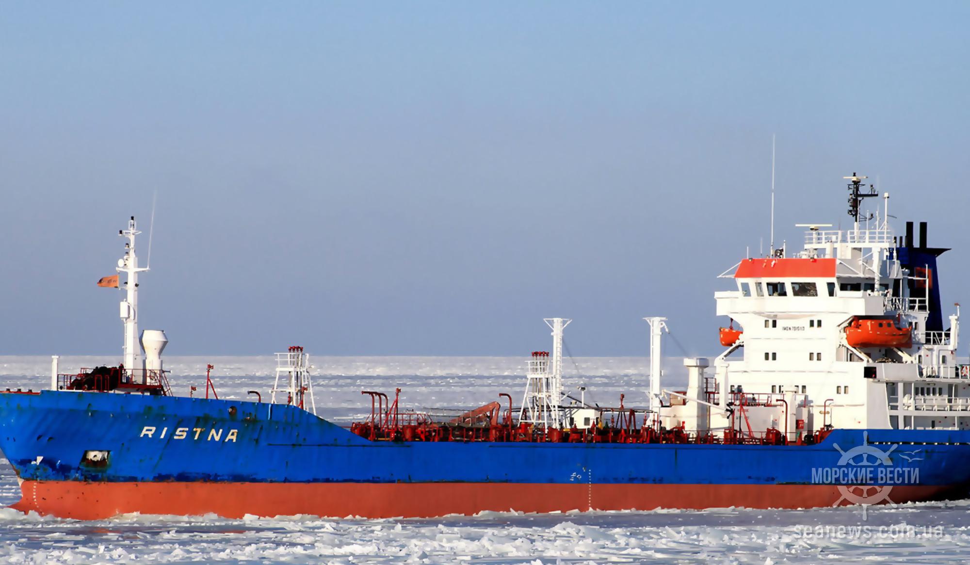 Первое крупное торговое судно вернулось под эстонский флаг