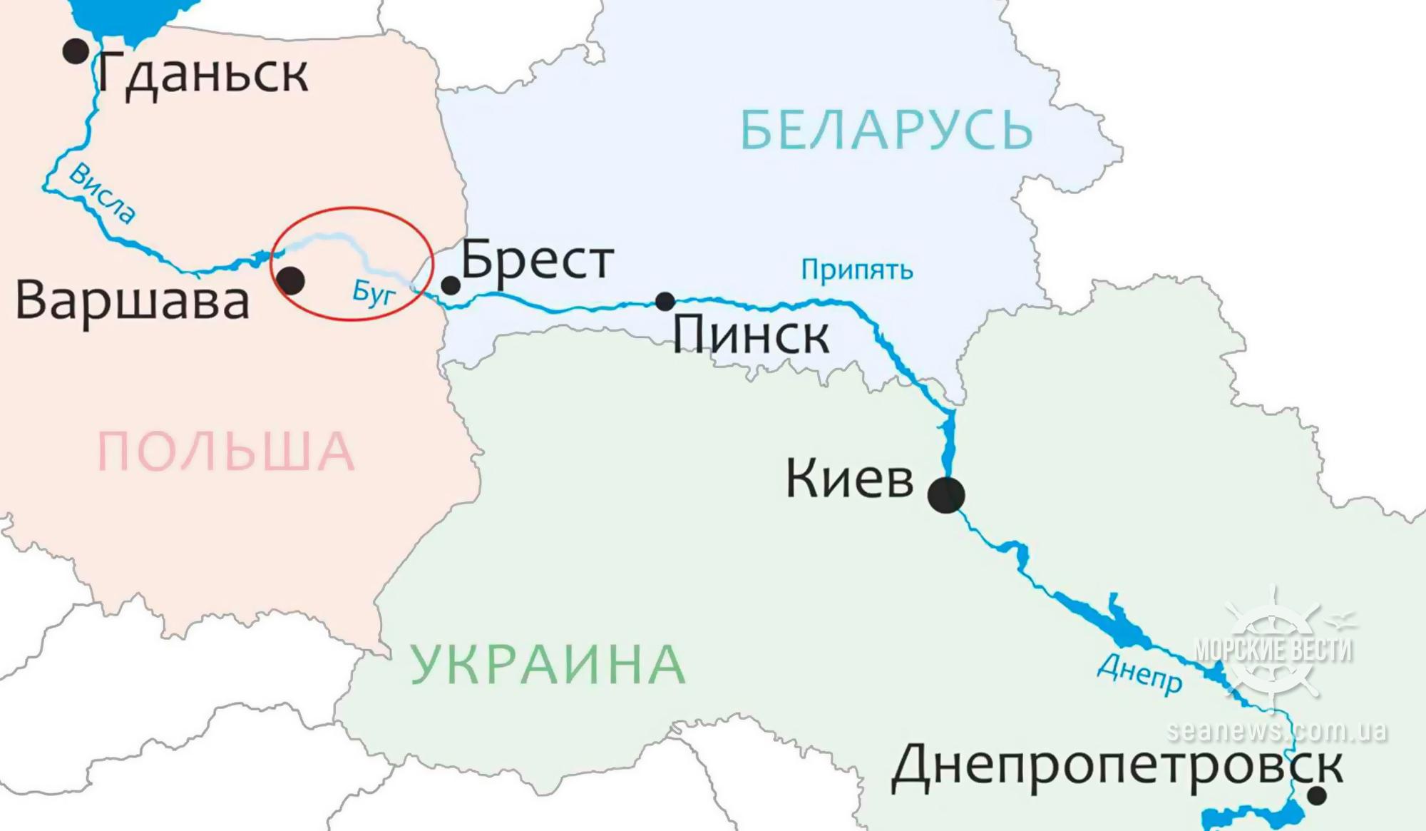 Риски и перспективы строительство водного пути Е40