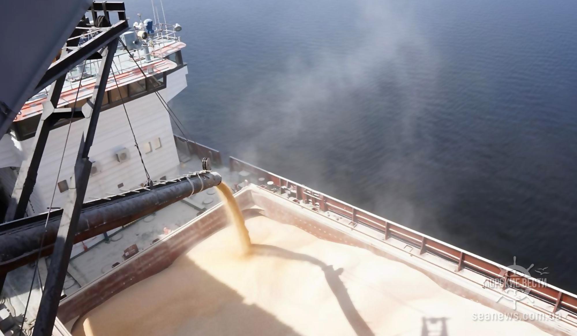 Мелководные порты Украины можно считать лакмусовой бумажкой