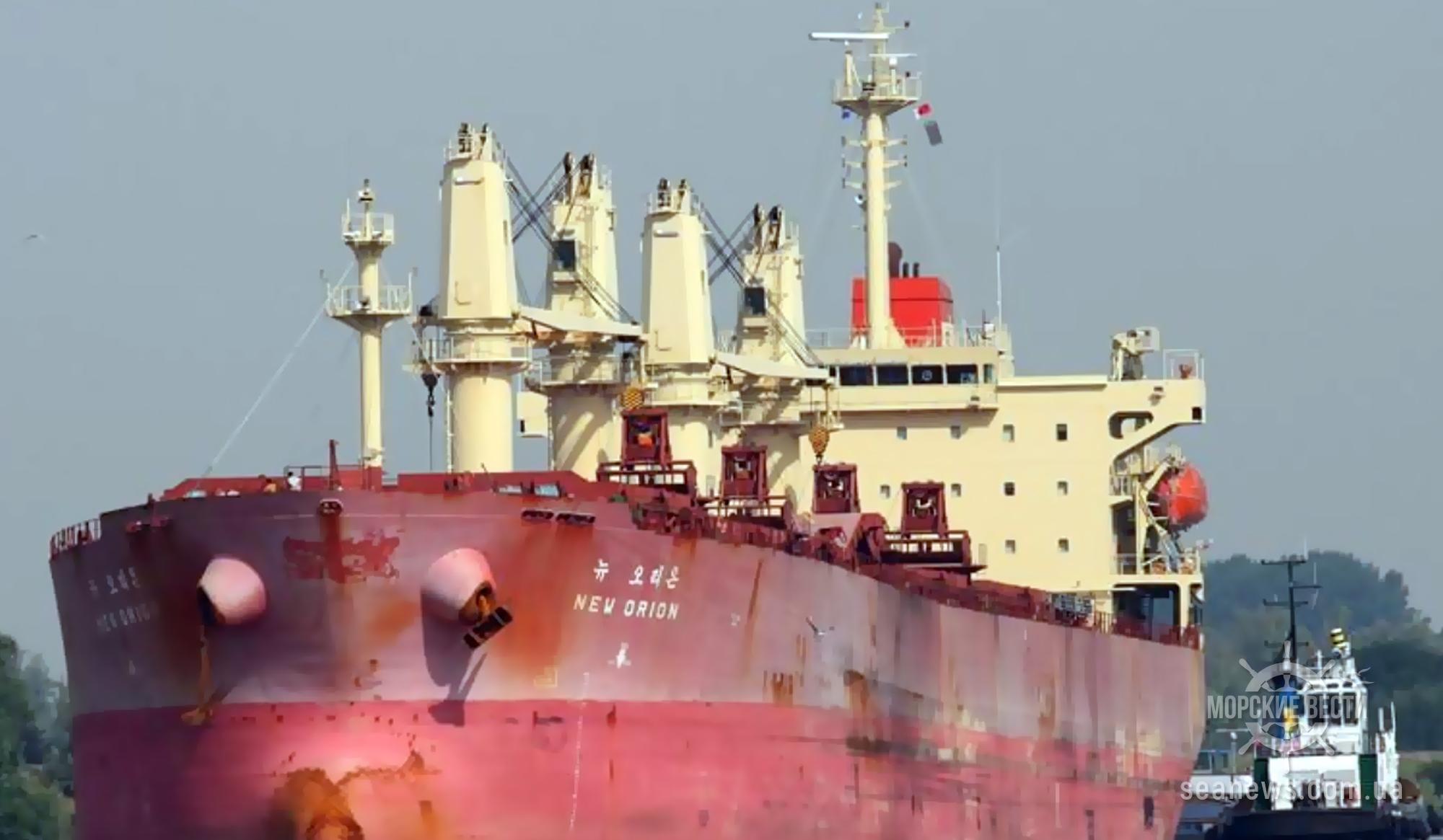 Украинские моряки застряли в Китае и уже более года не могут вернуться домой