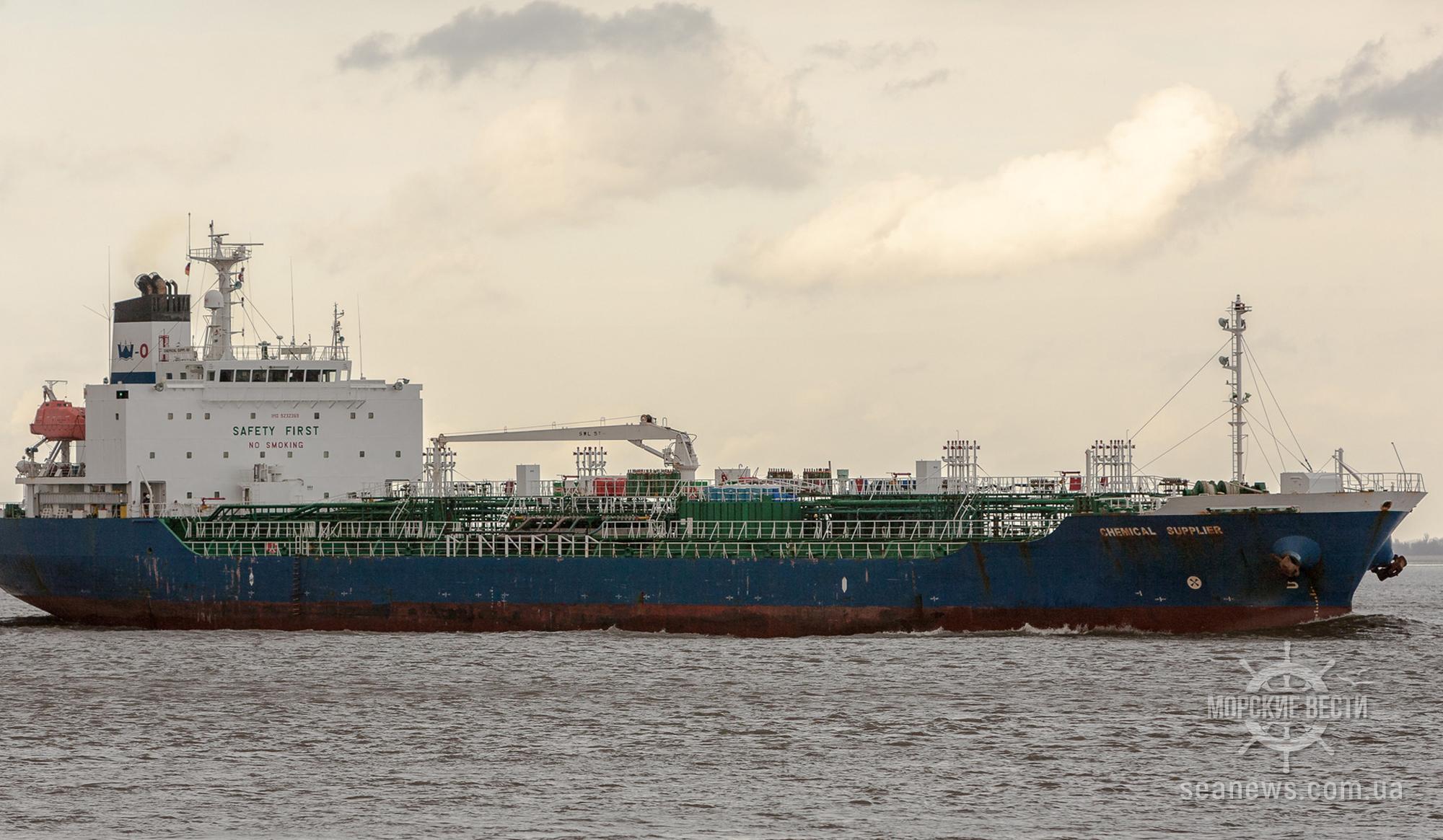 Иран задержал танкер под флагом Южной Кореи в Ормузском проливе