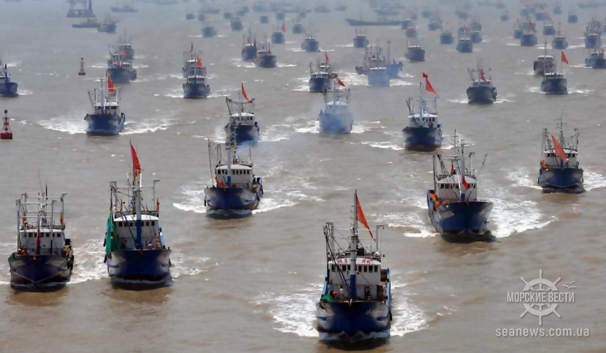 Как спутники помогут искоренить рабство в море