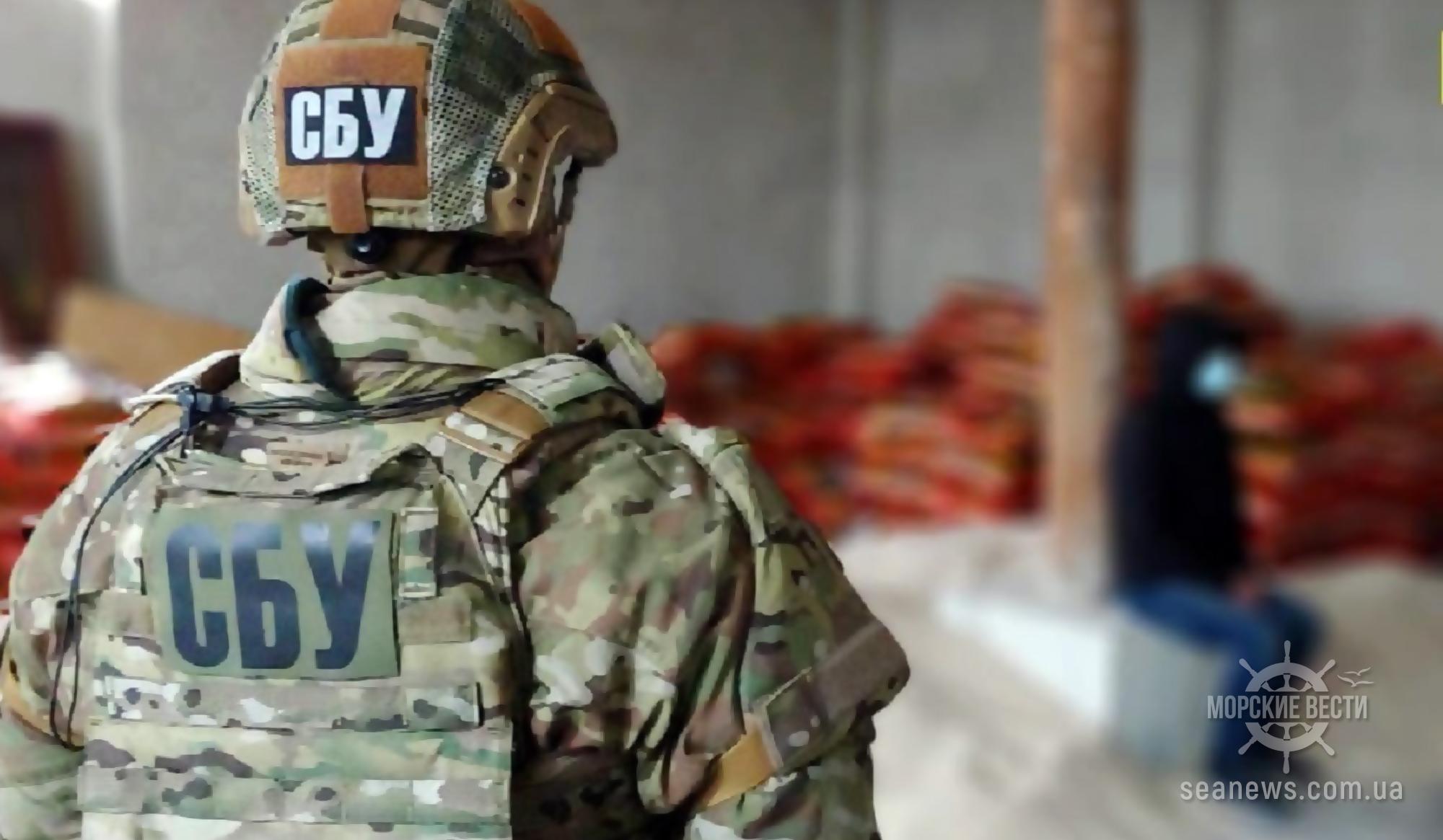 СБУ задержала наркоторговцев, которые через Одесский порт доставляли героин в Европу