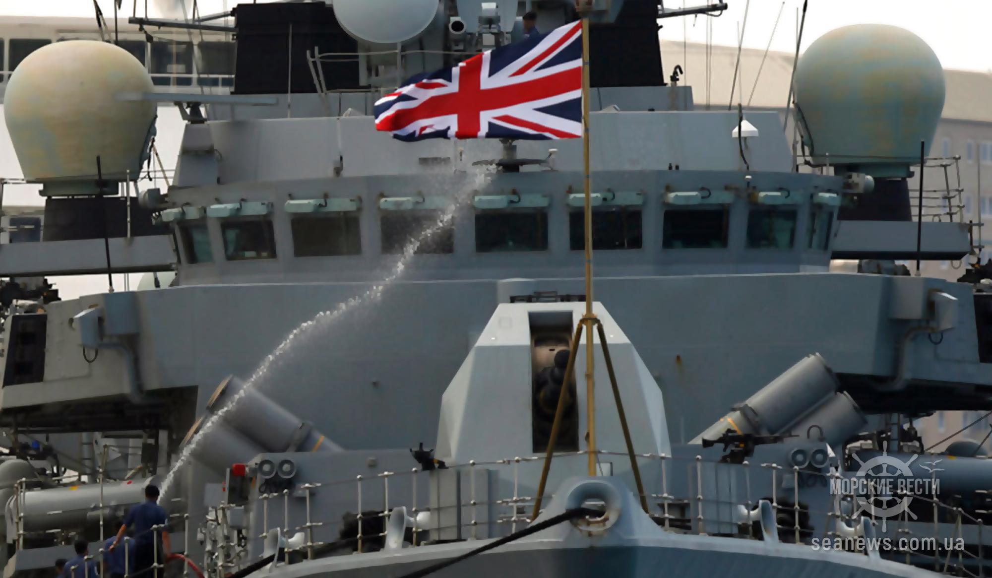 Британия отправляет в поход крупнейшую в истории ударную группировку кораблей
