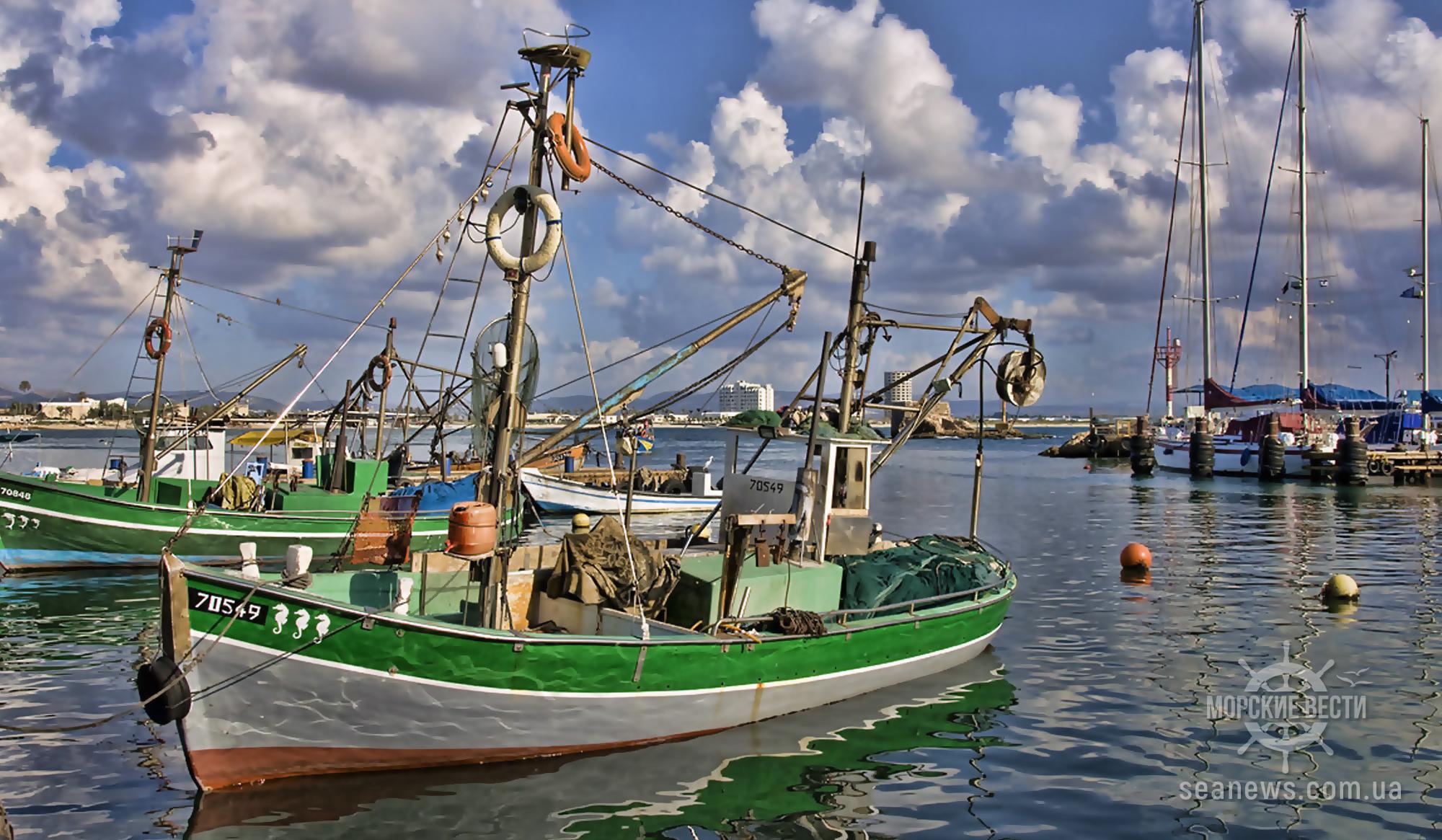 Израиль закрыл рыболовную зону сектора Газа