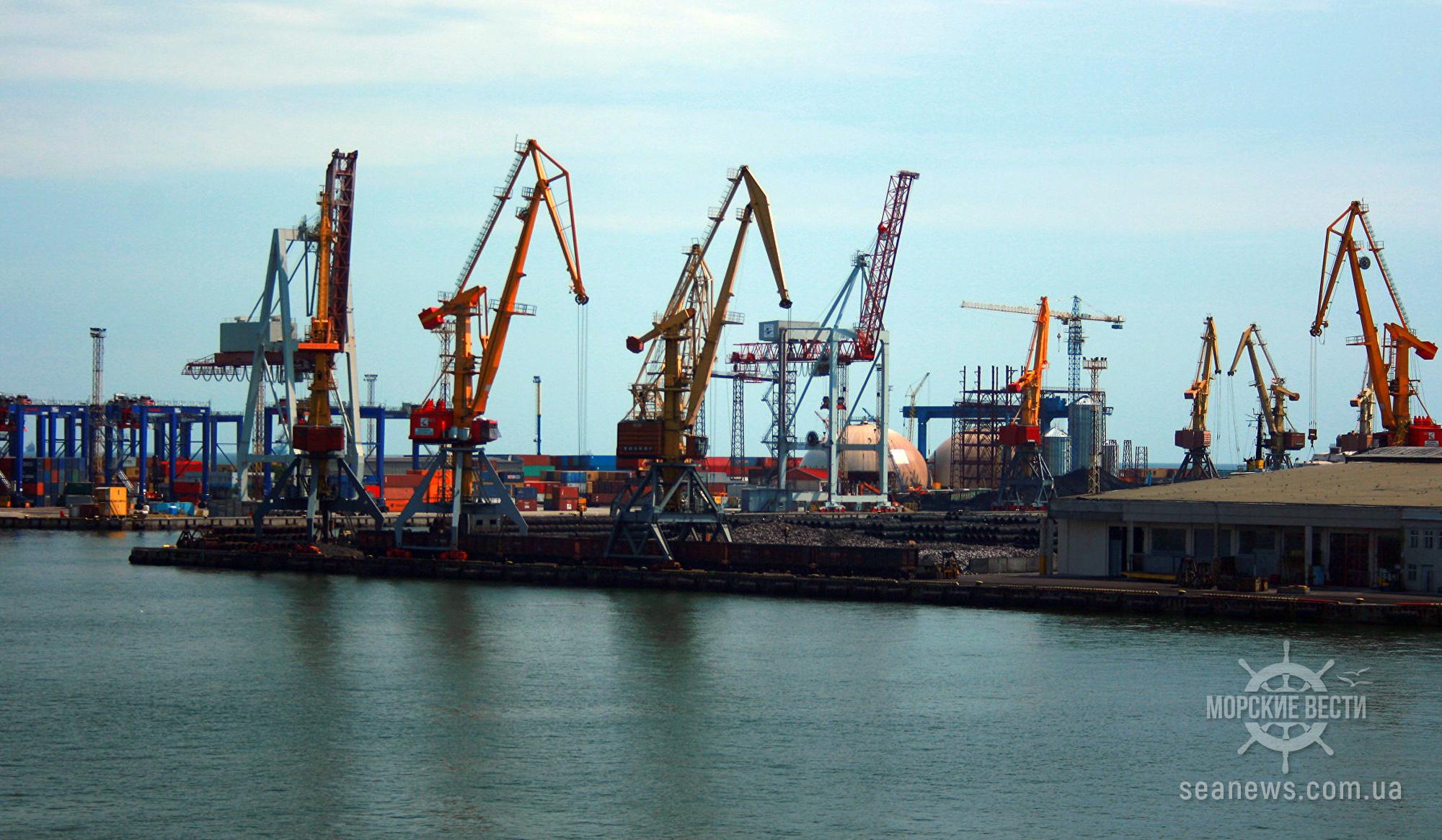 Порты Белгорода-Днестровского и Усть-Дунайск начнут продавать через два месяца