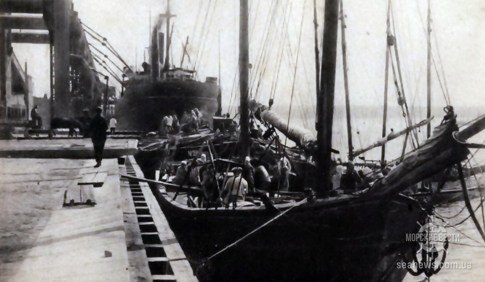 Как появился порт в Николаеве: история первого приказа