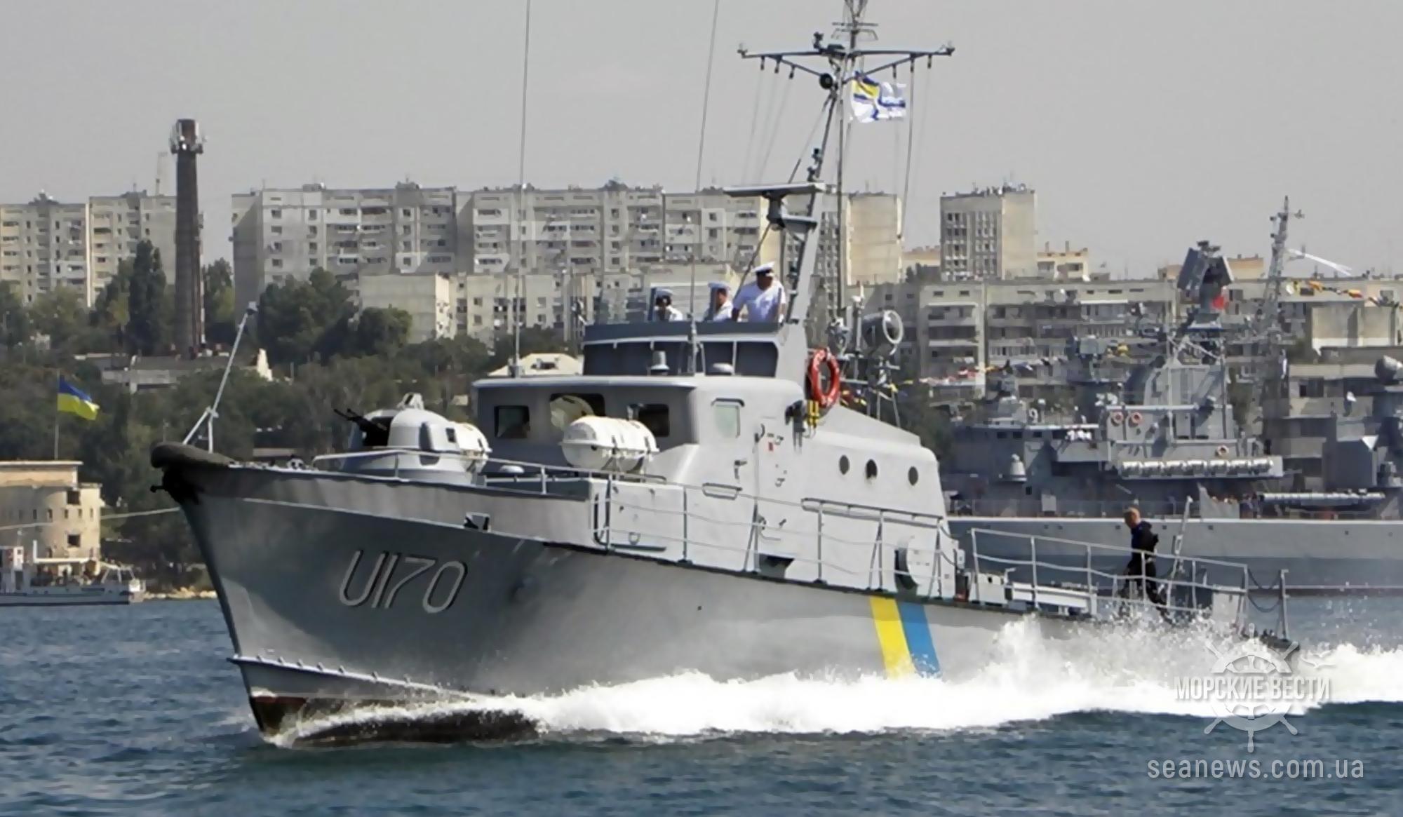 Николаевский судостроительный завод отремонтирует патрульный катер ВМС