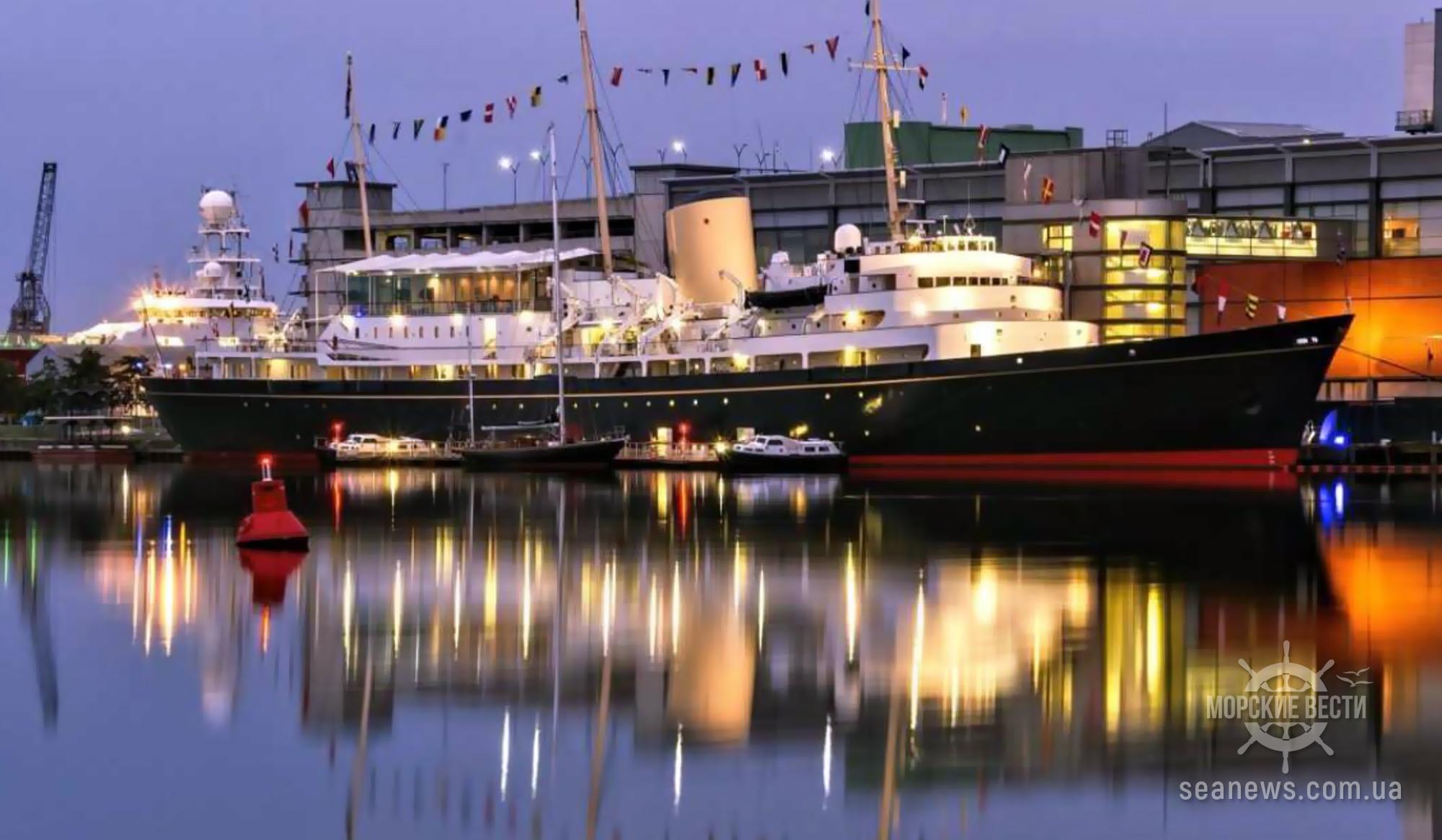 В Великобритании построят королевскую яхту за 283 миллиона долларов