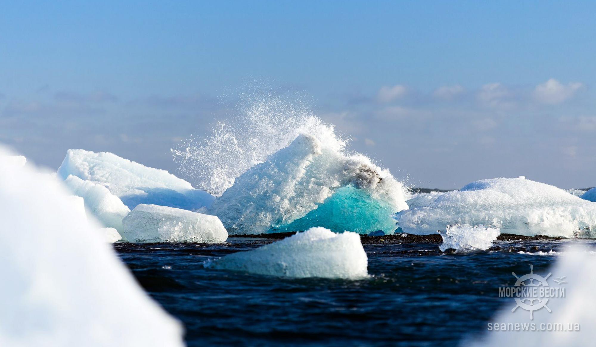 Арктический лед становится тоньше быстрее, чем считалось