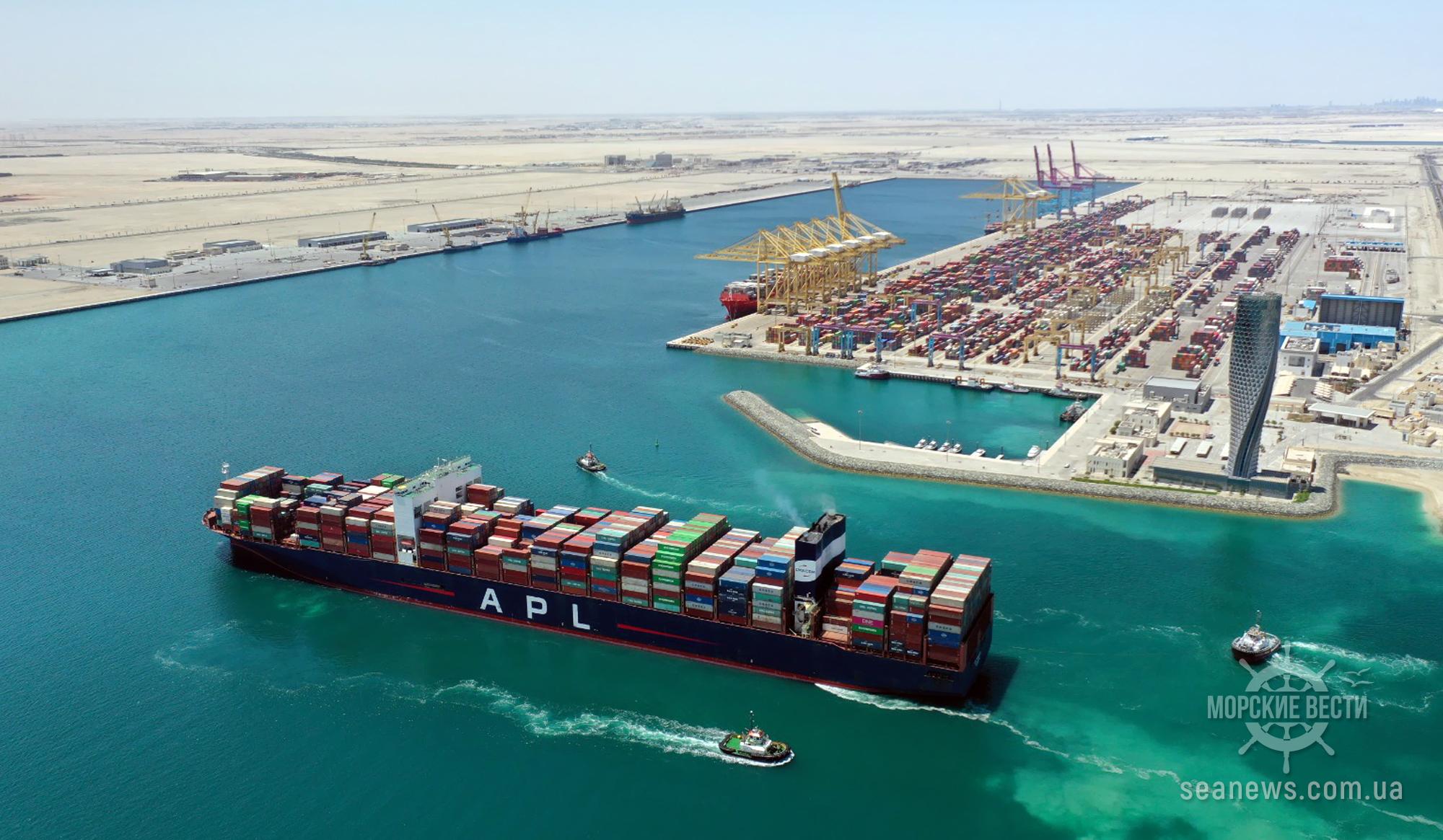 Контейнерооборот в портах Катара за 2020 год вырос на 8%
