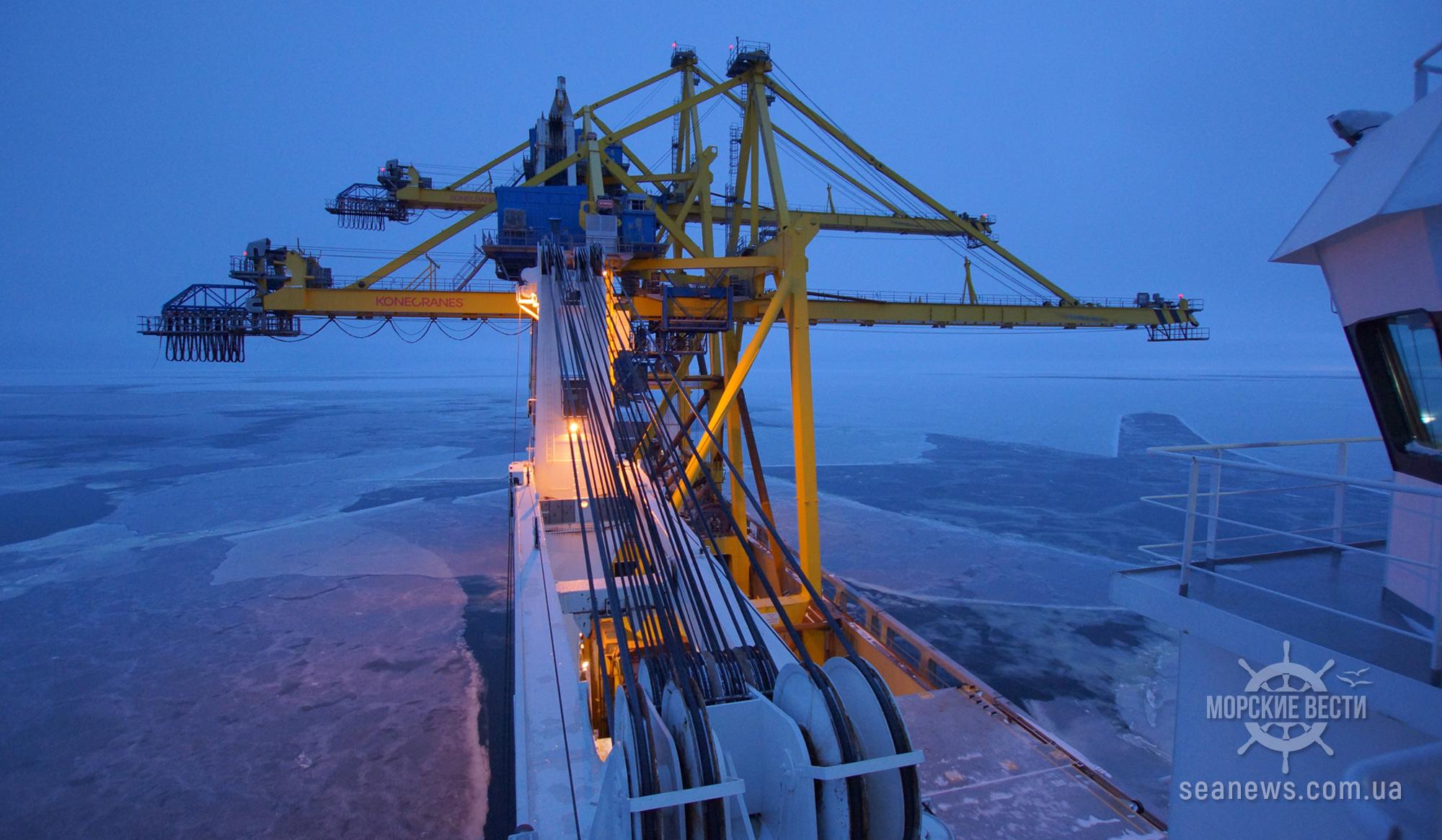 Измаильский порт нарастил перевалку металлов на 42%