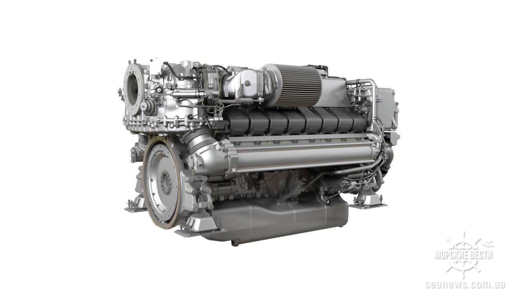 Rolls-Royce начала производить новые силовые установки для яхт