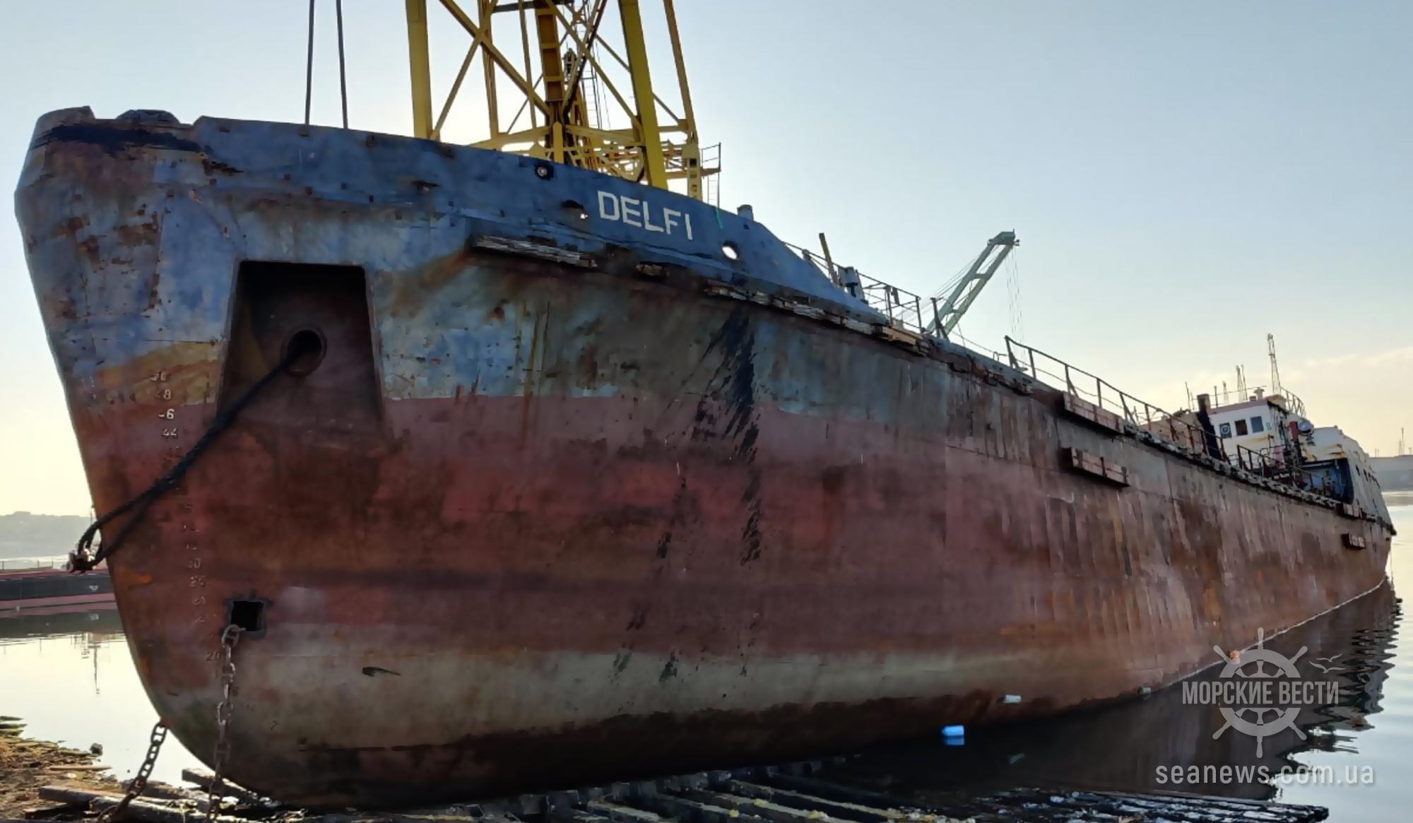 Волна судна «Delfi»: Экс-капитана порта «Южный» подозревают в служебной халатности
