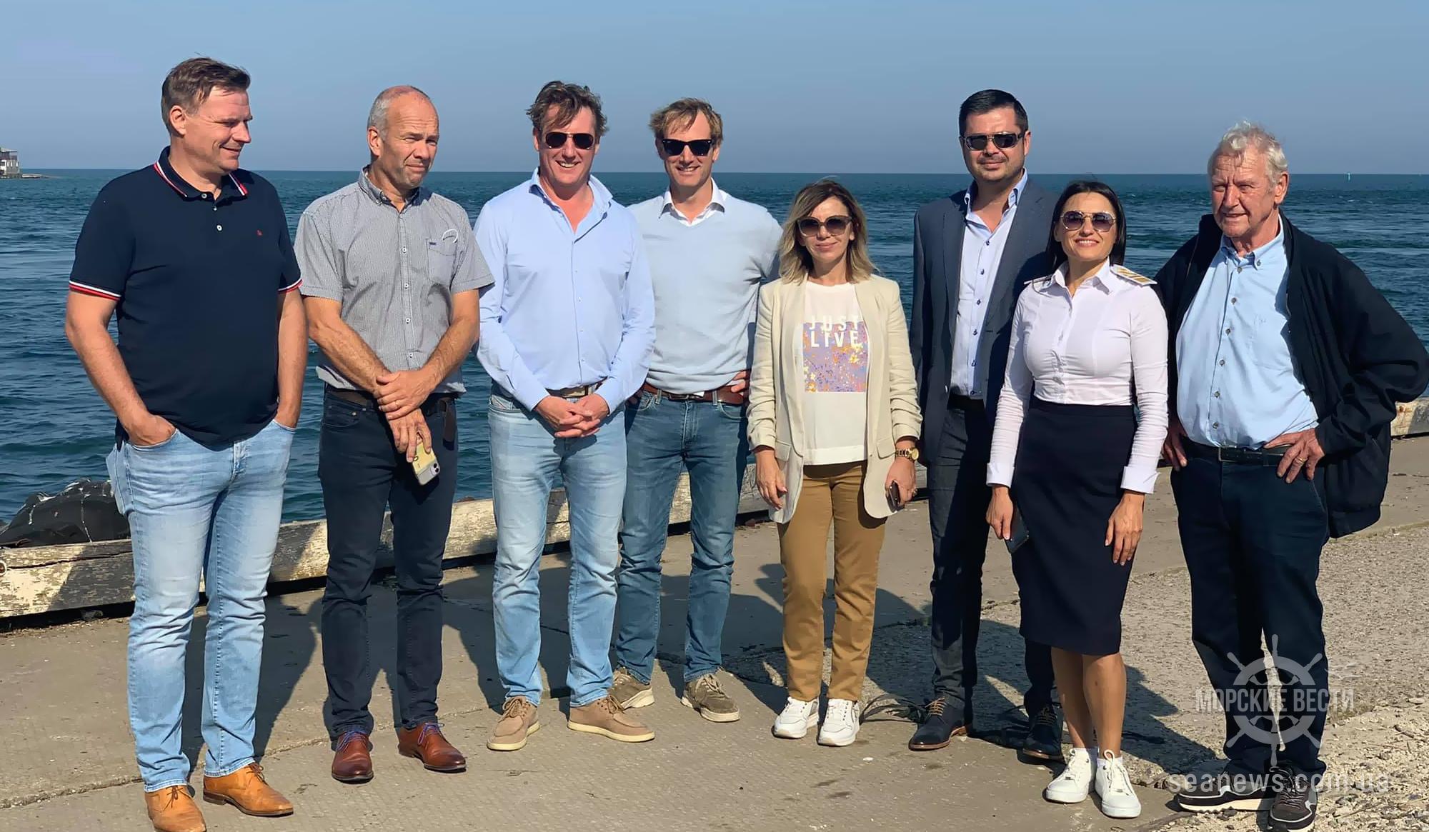 Компания из Нидерландов может начать работать в Белгород-Днестровском порту