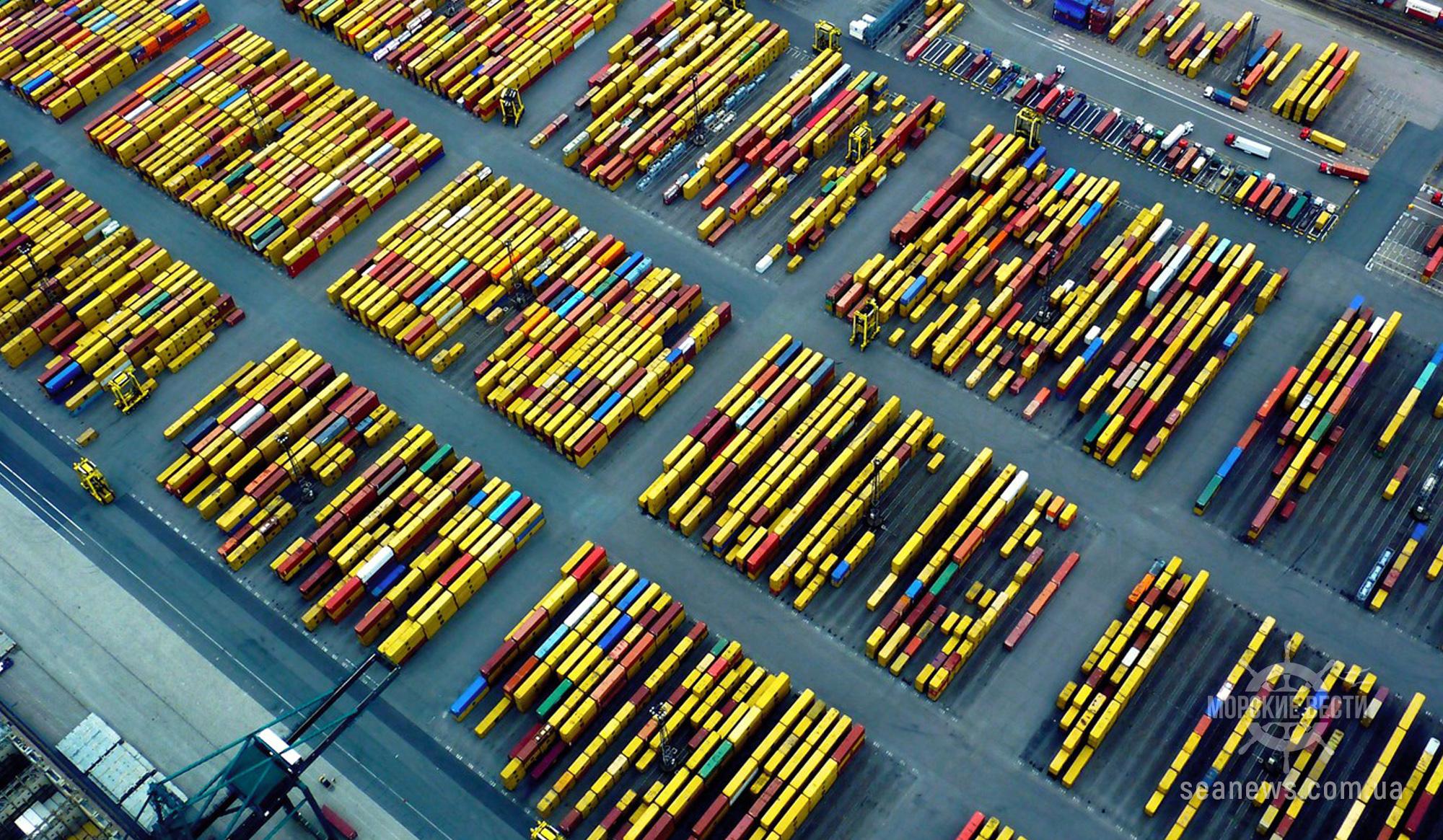 В Мариупольском порту планируют построить контейнерный терминал